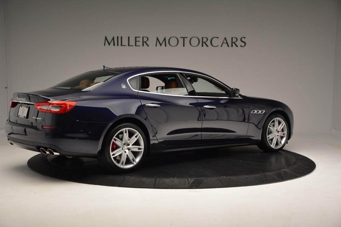 New 2016 Maserati Quattroporte S Q4 For Sale In Greenwich, CT. Alfa Romeo of Greenwich, M1644 188_p9