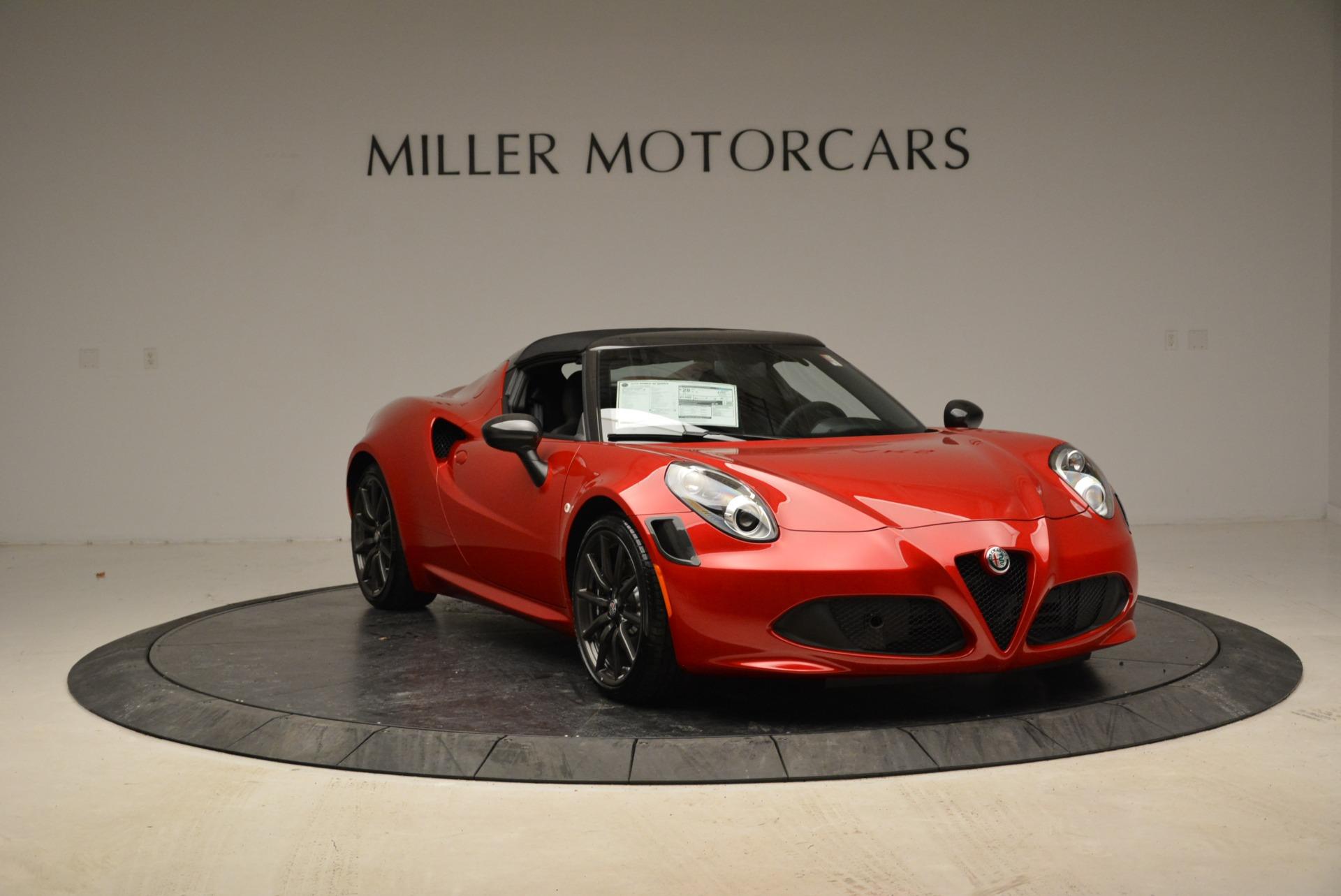 New 2018 Alfa Romeo 4C Spider For Sale In Greenwich, CT. Alfa Romeo of Greenwich, LW105 1880_p16
