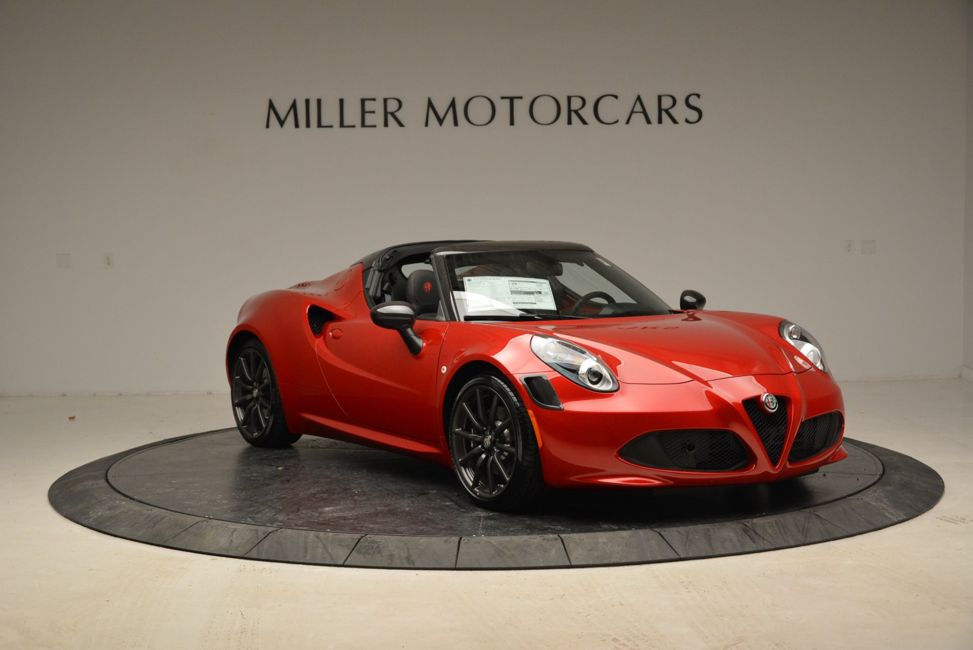 New 2018 Alfa Romeo 4C Spider For Sale In Greenwich, CT. Alfa Romeo of Greenwich, LW105 1880_p17