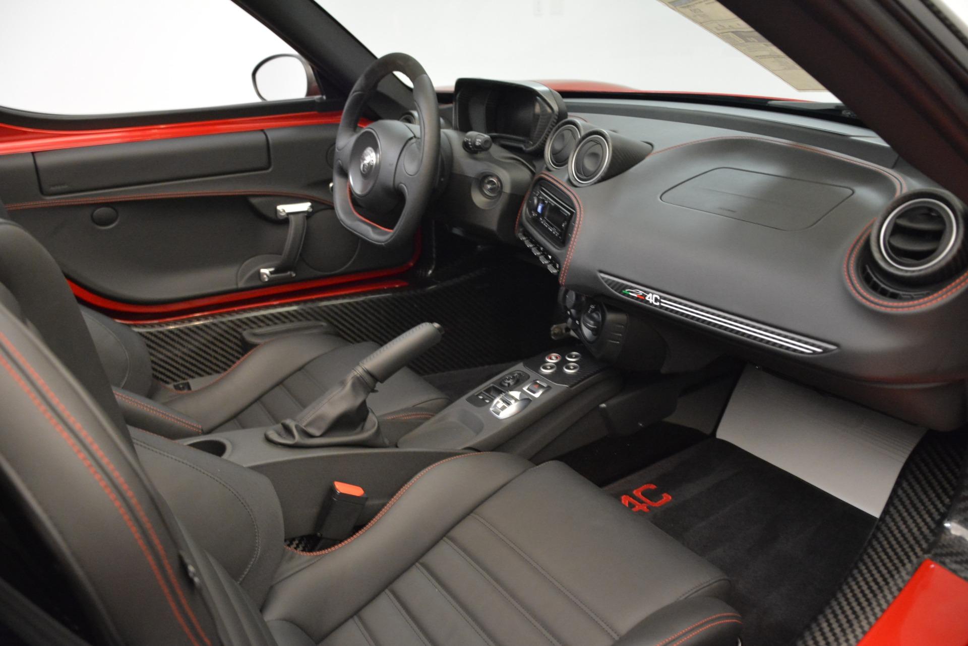 New 2018 Alfa Romeo 4C Spider For Sale In Greenwich, CT. Alfa Romeo of Greenwich, LW105 1880_p23