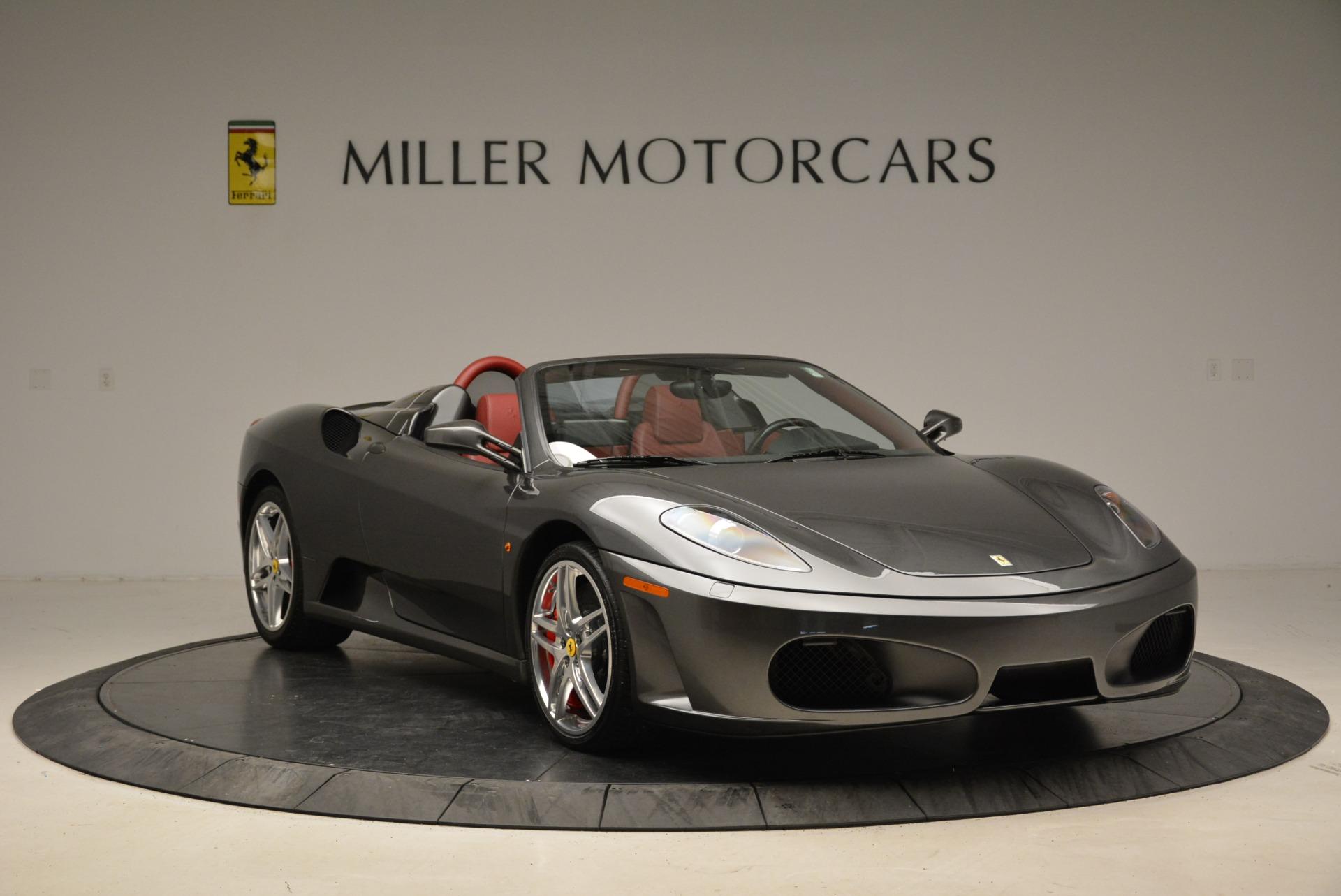 Used 2008 Ferrari F430 Spider  For Sale In Greenwich, CT. Alfa Romeo of Greenwich, 4440 1883_p11
