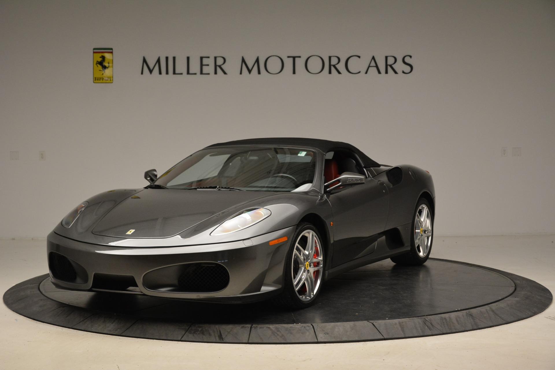 Used 2008 Ferrari F430 Spider  For Sale In Greenwich, CT. Alfa Romeo of Greenwich, 4440 1883_p13