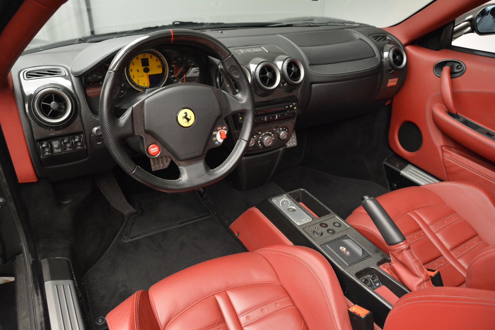 Used 2008 Ferrari F430 Spider  For Sale In Greenwich, CT. Alfa Romeo of Greenwich, 4440 1883_p25