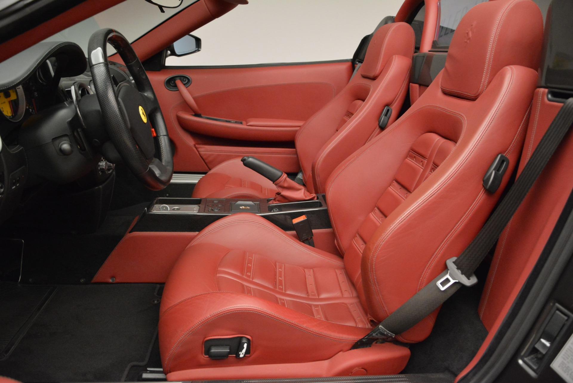 Used 2008 Ferrari F430 Spider  For Sale In Greenwich, CT. Alfa Romeo of Greenwich, 4440 1883_p26