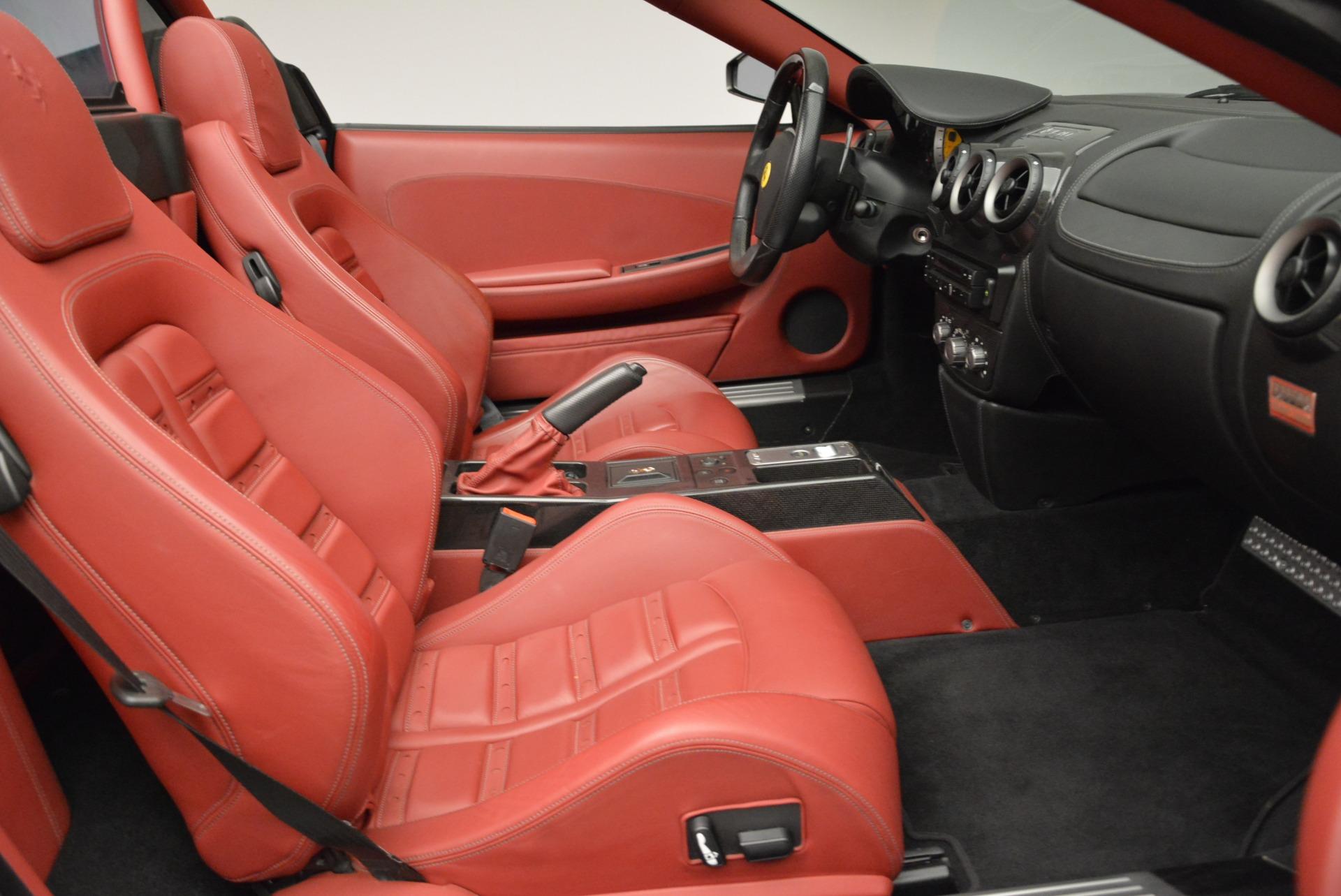 Used 2008 Ferrari F430 Spider  For Sale In Greenwich, CT. Alfa Romeo of Greenwich, 4440 1883_p30