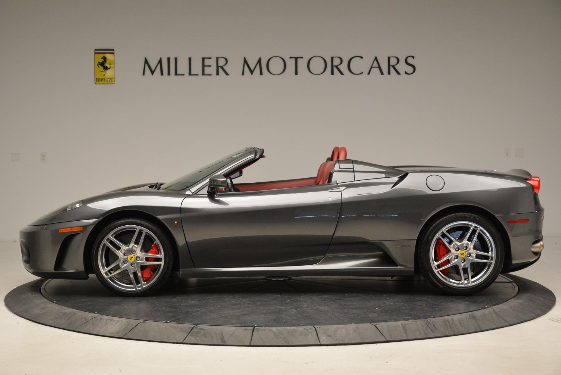 Used 2008 Ferrari F430 Spider  For Sale In Greenwich, CT. Alfa Romeo of Greenwich, 4440 1883_p3