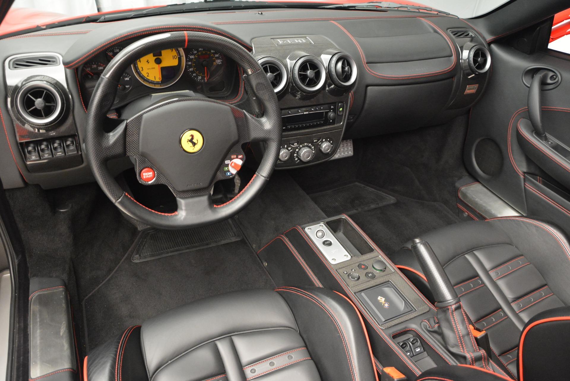 Used 2006 Ferrari F430 SPIDER F1 Spider For Sale In Greenwich, CT. Alfa Romeo of Greenwich, 4447 1884_p25