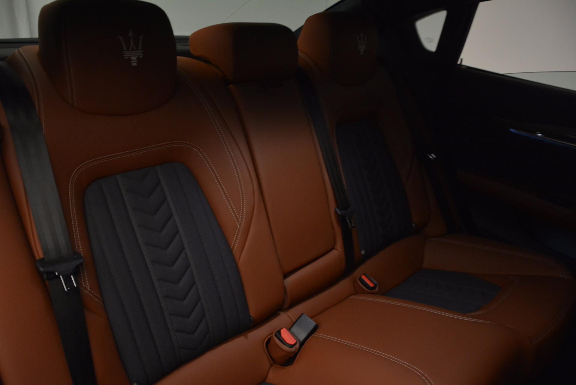 New 2018 Maserati Quattroporte S Q4 GranLusso For Sale In Greenwich, CT. Alfa Romeo of Greenwich, W544 1888_p18