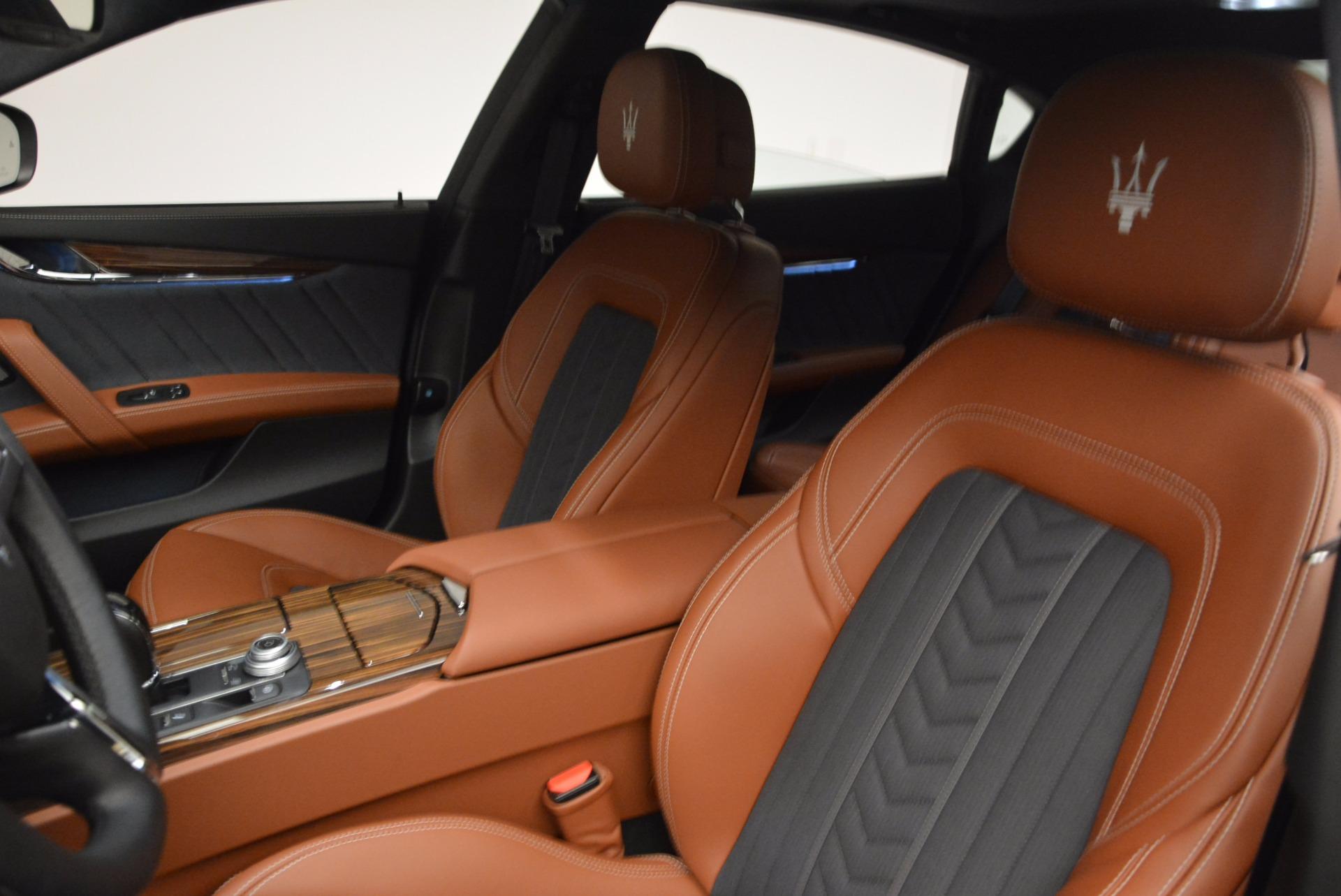 New 2018 Maserati Quattroporte S Q4 GranLusso For Sale In Greenwich, CT. Alfa Romeo of Greenwich, W544 1888_p25