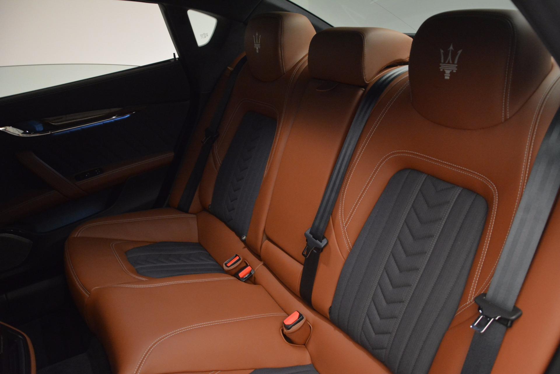 New 2018 Maserati Quattroporte S Q4 GranLusso For Sale In Greenwich, CT. Alfa Romeo of Greenwich, W544 1888_p29