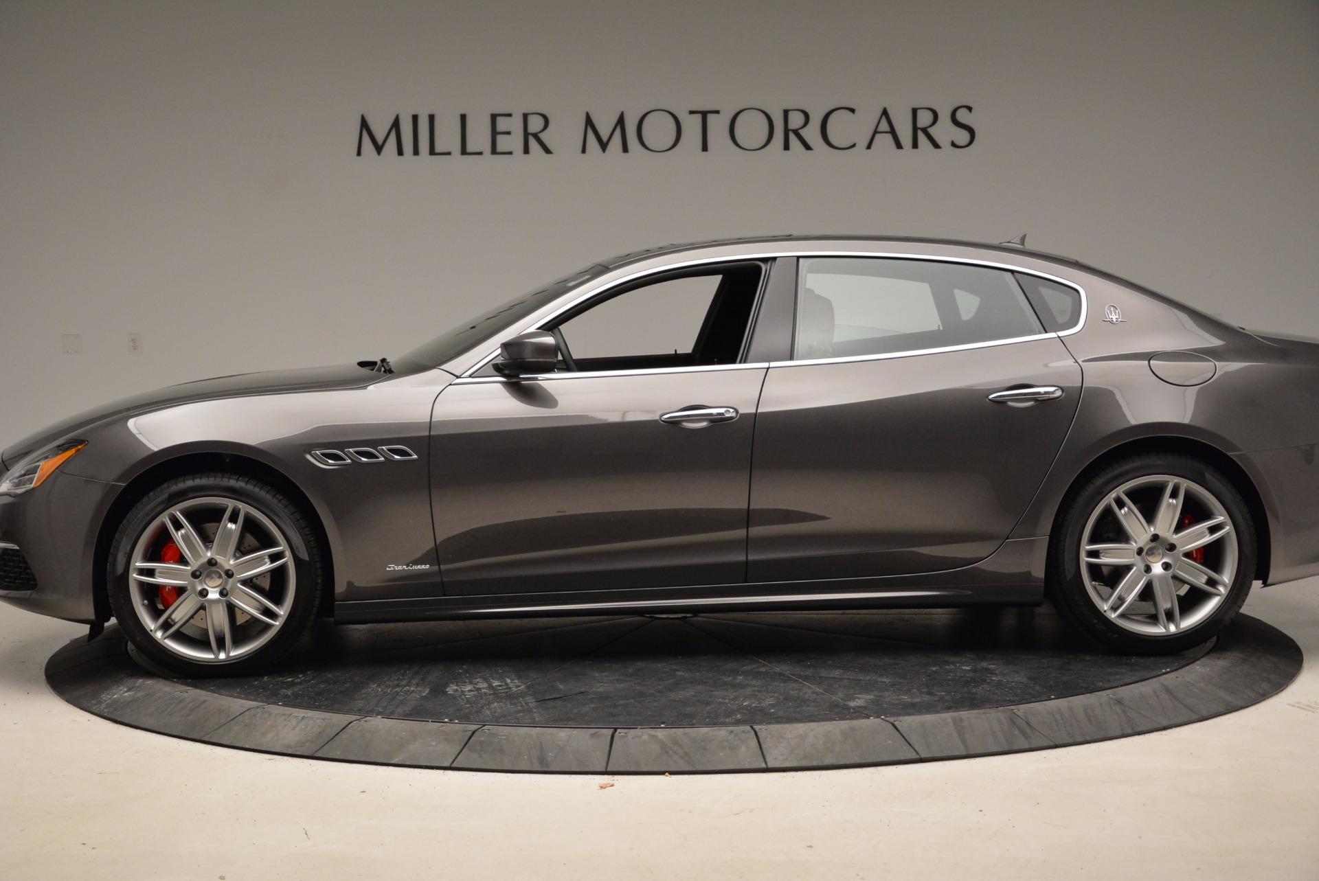 New 2018 Maserati Quattroporte S Q4 GranLusso For Sale In Greenwich, CT. Alfa Romeo of Greenwich, W544 1888_p3