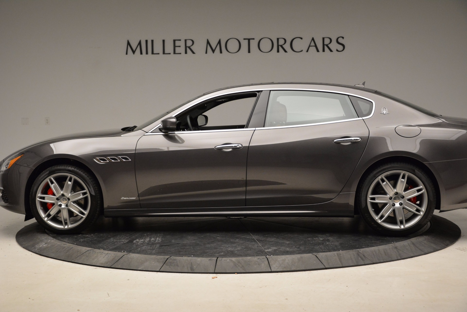 New 2018 Maserati Quattroporte S Q4 GranLusso For Sale In Greenwich, CT. Alfa Romeo of Greenwich, W544 1888_p4