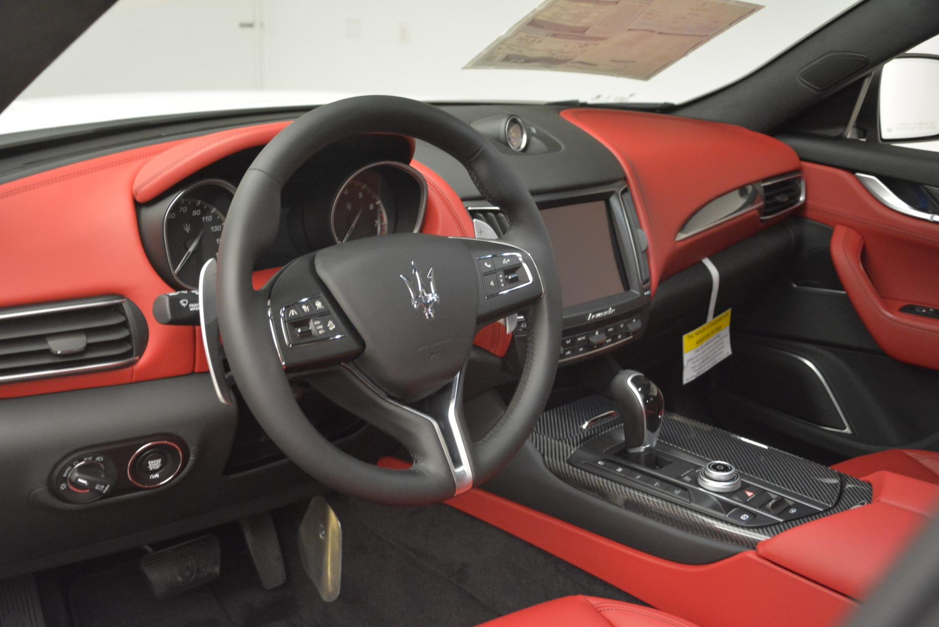 New 2018 Maserati Levante Q4 GranLusso For Sale In Greenwich, CT. Alfa Romeo of Greenwich, W545 1889_p13