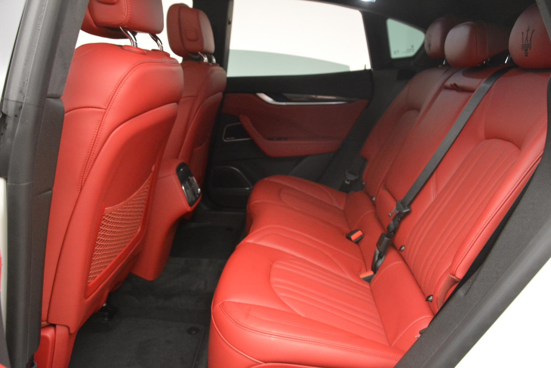 New 2018 Maserati Levante Q4 GranLusso For Sale In Greenwich, CT. Alfa Romeo of Greenwich, W545 1889_p19