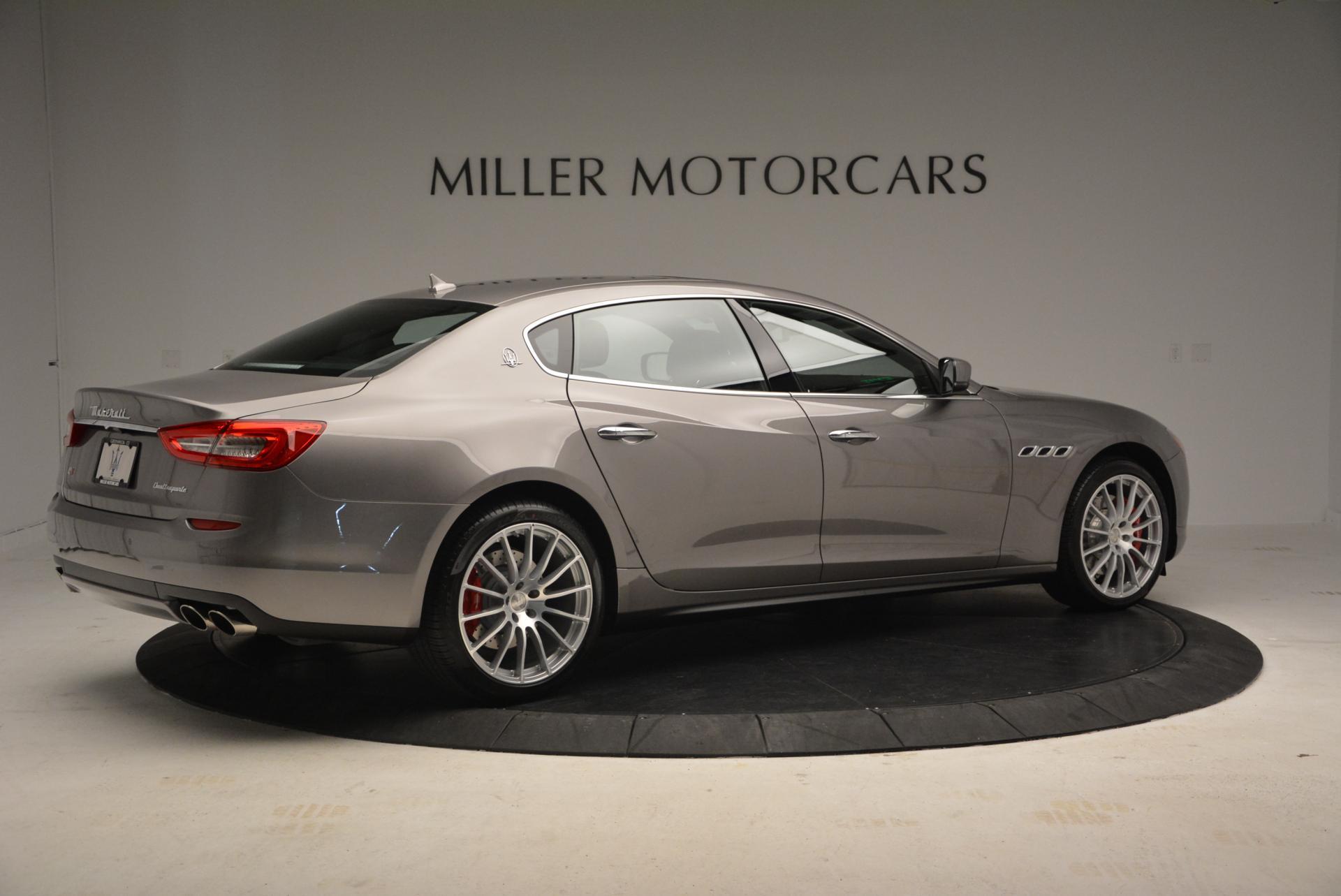 New 2016 Maserati Quattroporte S Q4 For Sale In Greenwich, CT. Alfa Romeo of Greenwich, M1579 189_p11