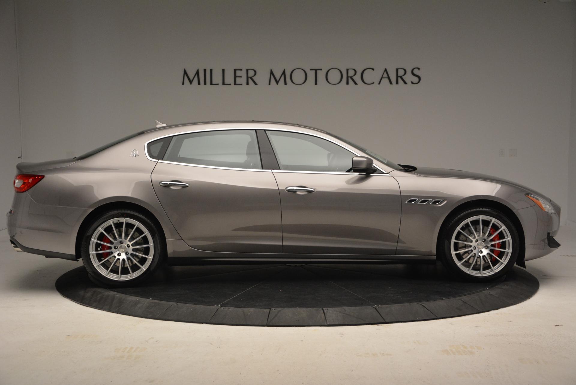 New 2016 Maserati Quattroporte S Q4 For Sale In Greenwich, CT. Alfa Romeo of Greenwich, M1579 189_p12