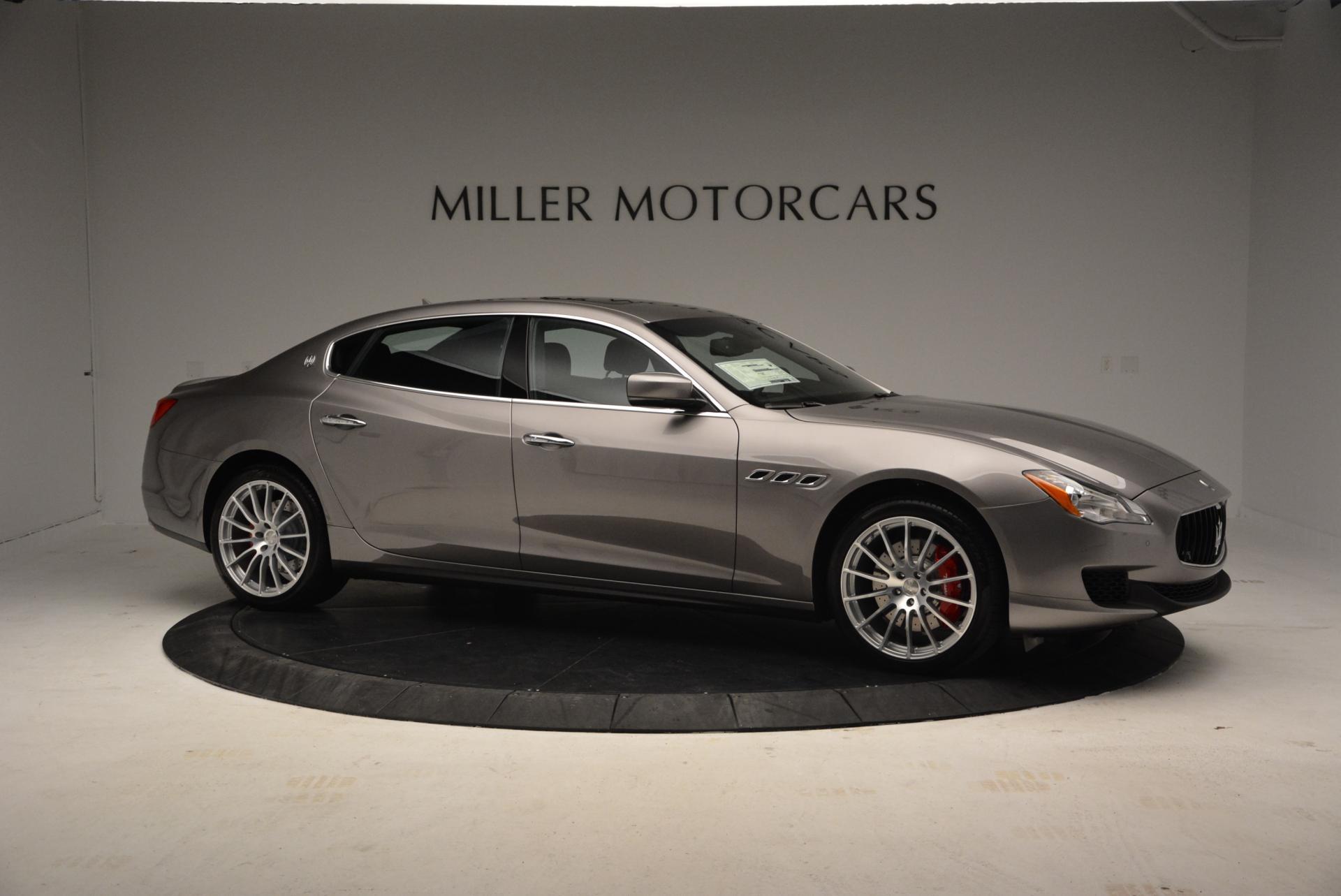 New 2016 Maserati Quattroporte S Q4 For Sale In Greenwich, CT. Alfa Romeo of Greenwich, M1579 189_p13