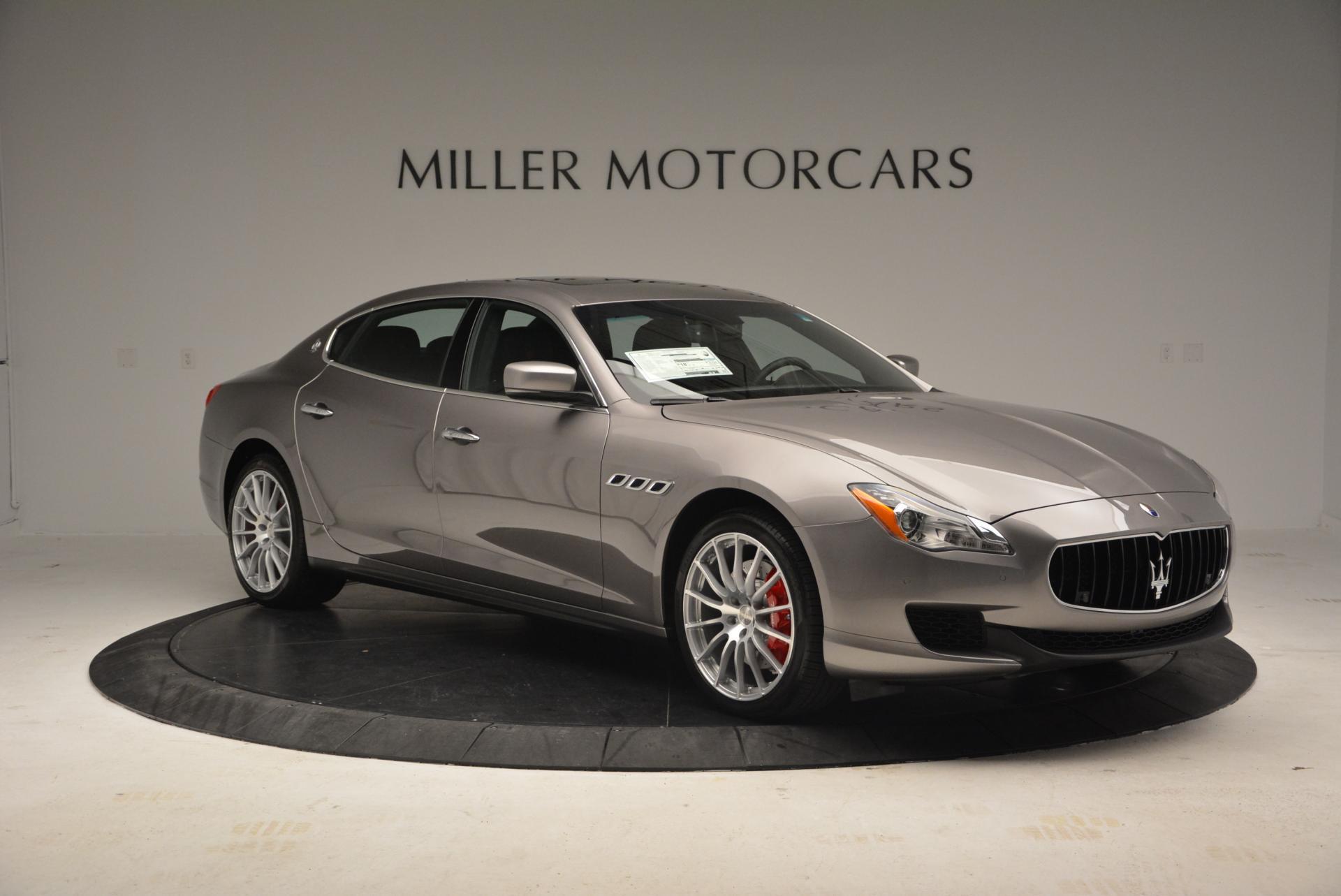 New 2016 Maserati Quattroporte S Q4 For Sale In Greenwich, CT. Alfa Romeo of Greenwich, M1579 189_p14