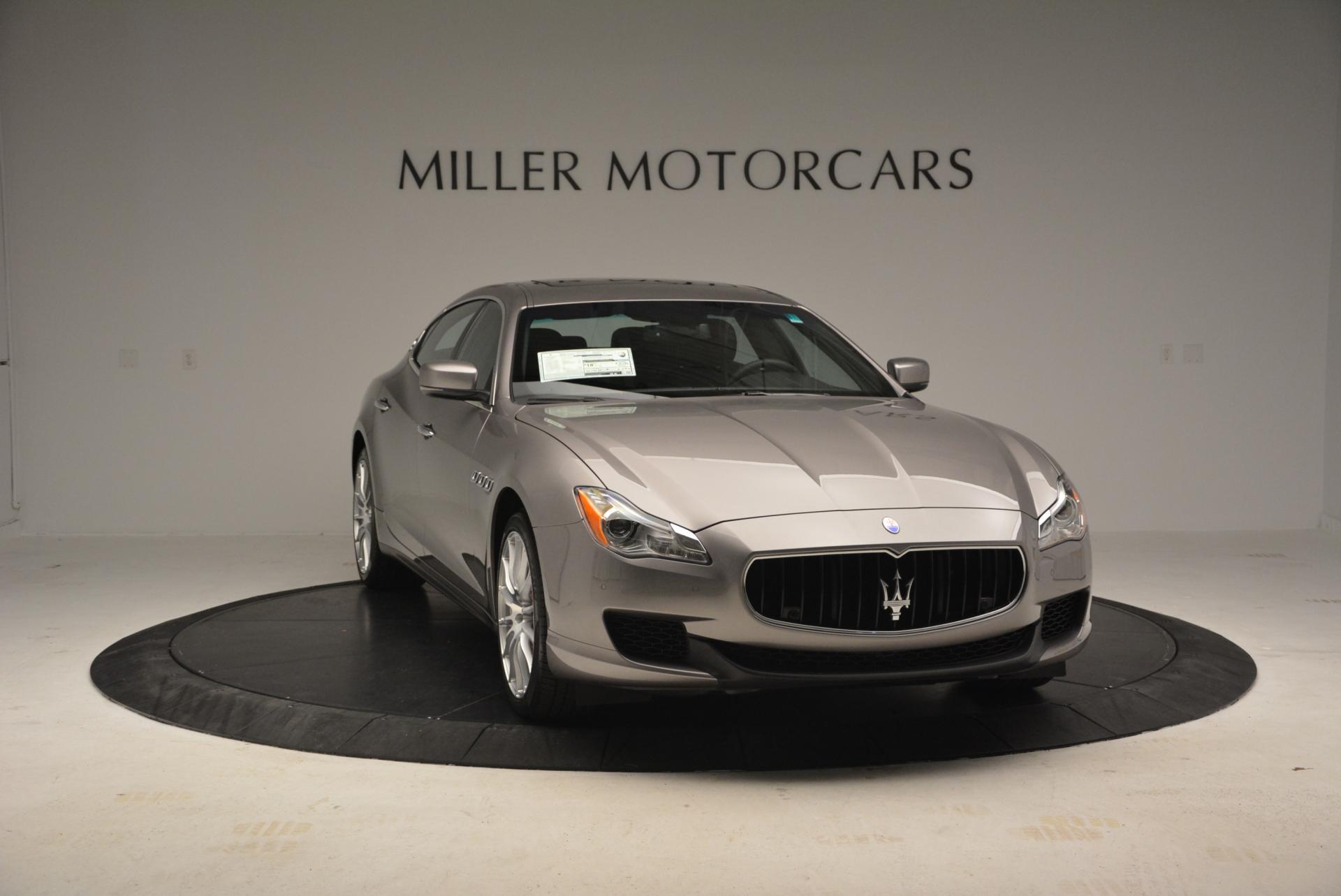 New 2016 Maserati Quattroporte S Q4 For Sale In Greenwich, CT. Alfa Romeo of Greenwich, M1579 189_p15