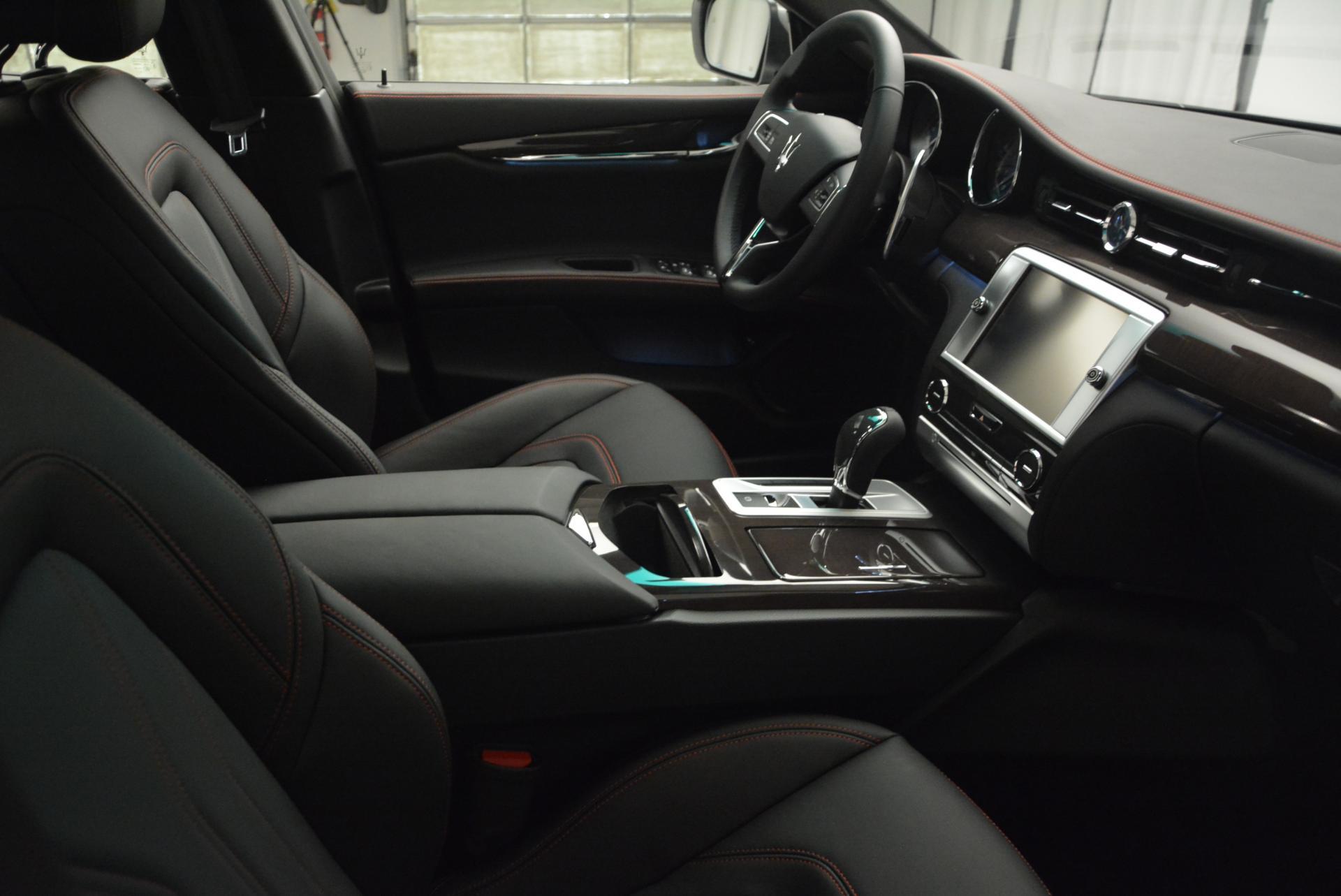 New 2016 Maserati Quattroporte S Q4 For Sale In Greenwich, CT. Alfa Romeo of Greenwich, M1579 189_p20