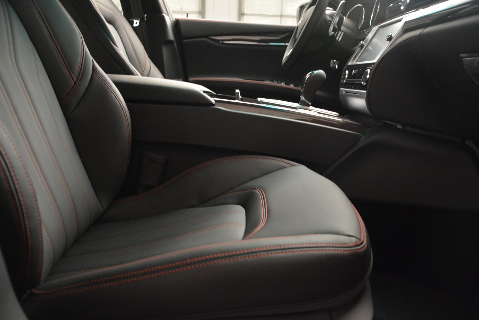 New 2016 Maserati Quattroporte S Q4 For Sale In Greenwich, CT. Alfa Romeo of Greenwich, M1579 189_p22