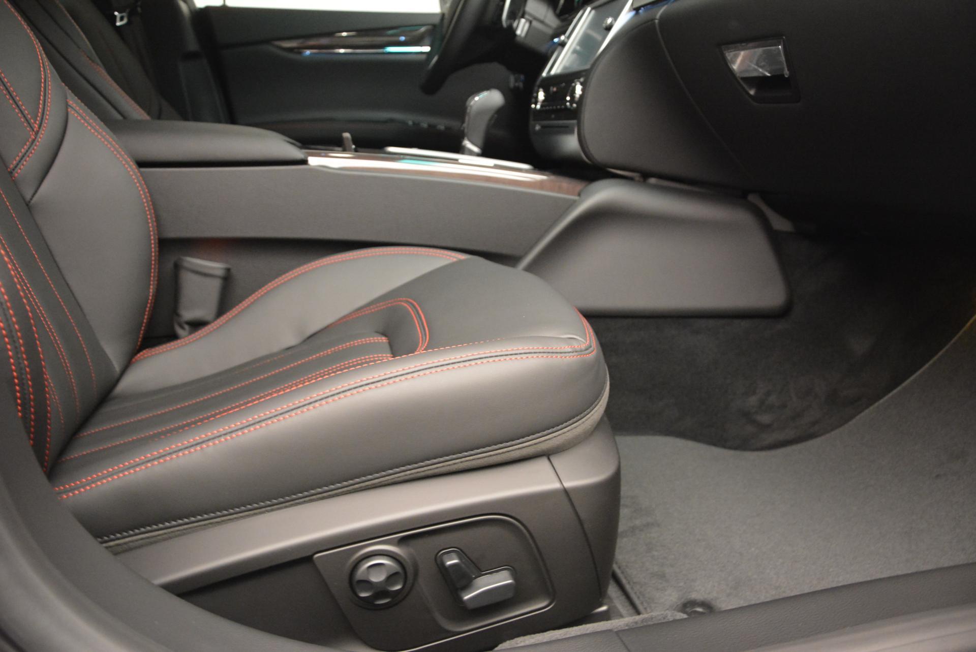 New 2016 Maserati Quattroporte S Q4 For Sale In Greenwich, CT. Alfa Romeo of Greenwich, M1579 189_p23
