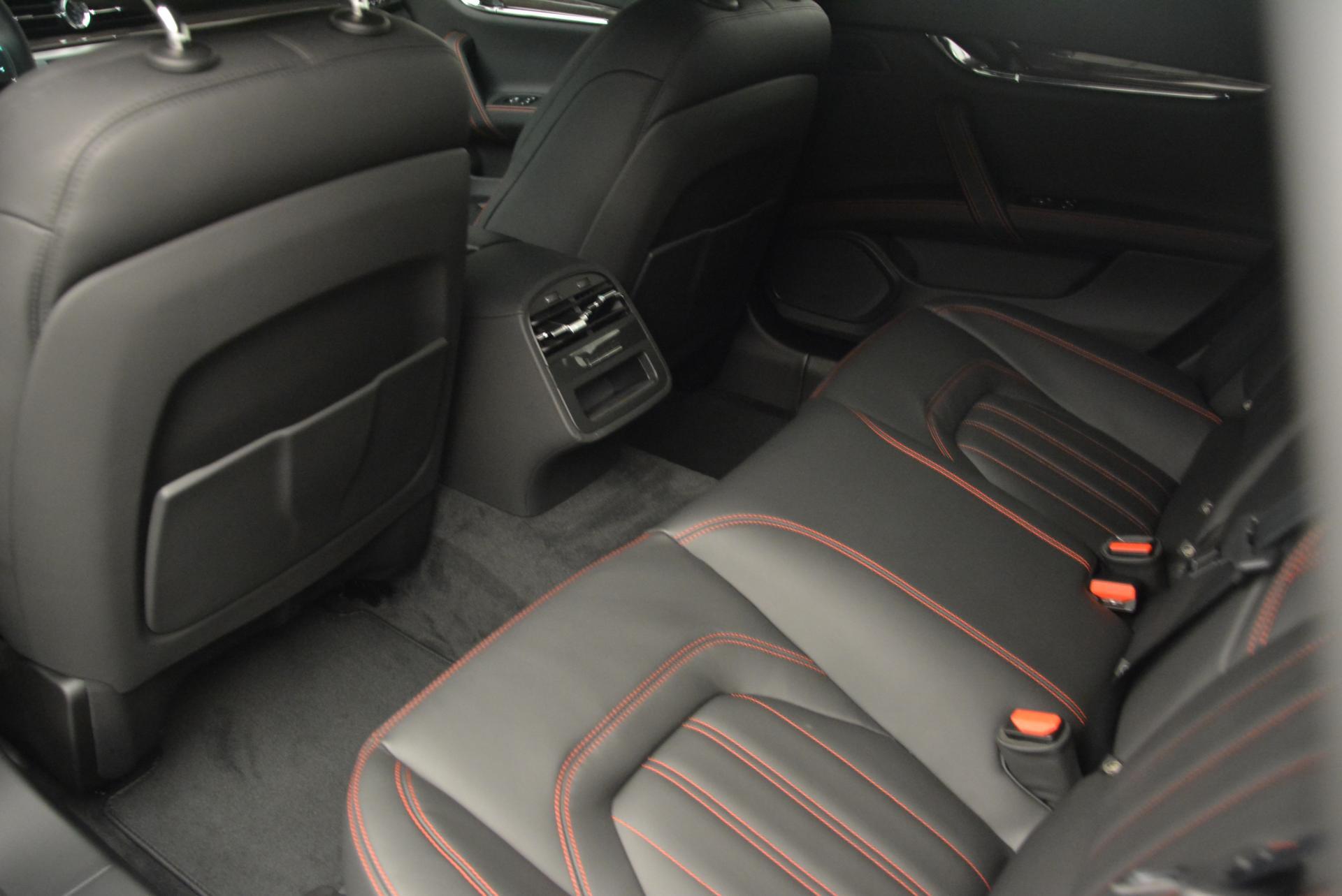 New 2016 Maserati Quattroporte S Q4 For Sale In Greenwich, CT. Alfa Romeo of Greenwich, M1579 189_p24