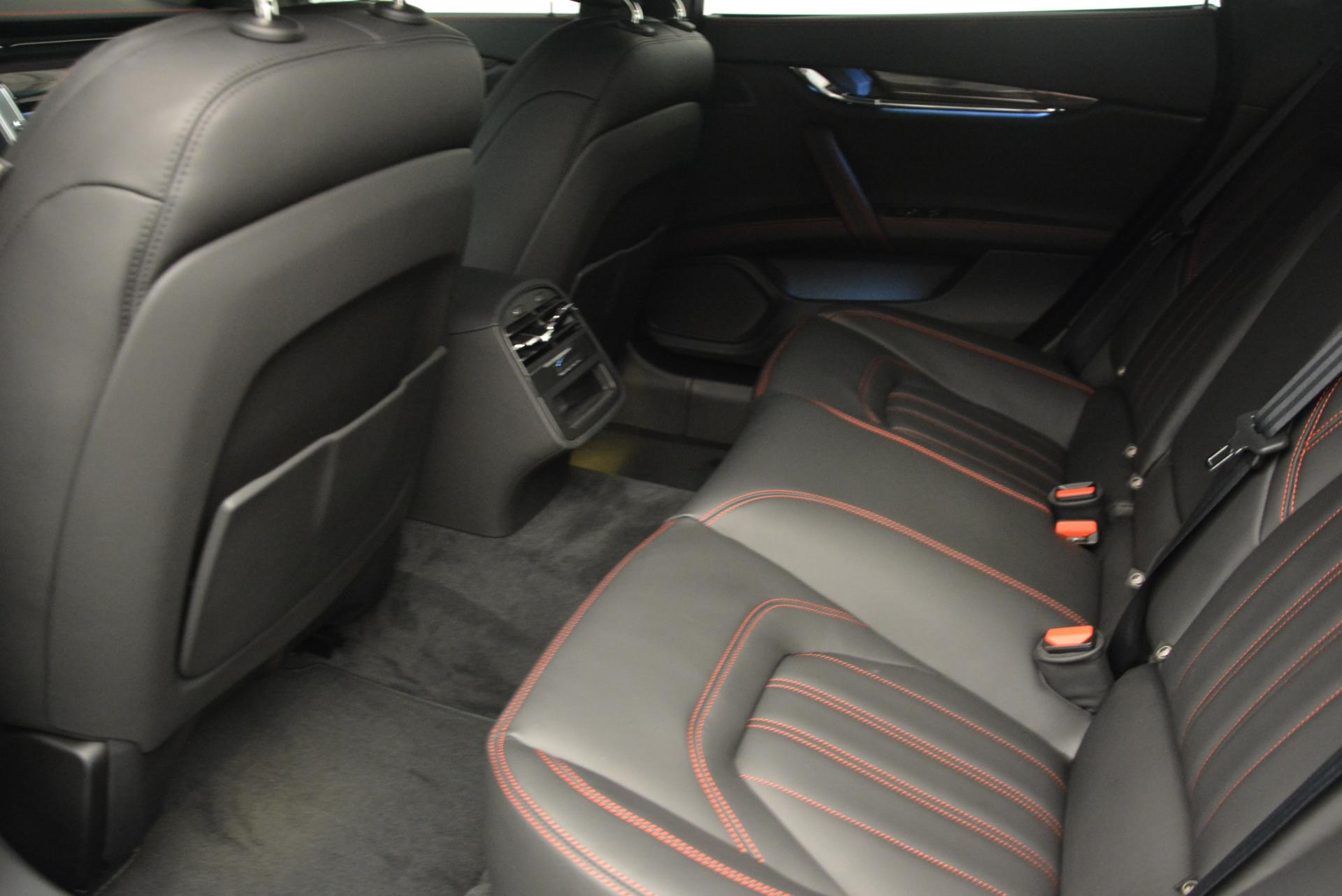 New 2016 Maserati Quattroporte S Q4 For Sale In Greenwich, CT. Alfa Romeo of Greenwich, M1579 189_p25