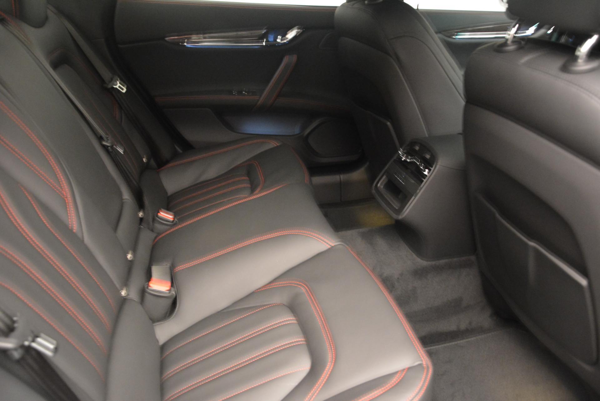 New 2016 Maserati Quattroporte S Q4 For Sale In Greenwich, CT. Alfa Romeo of Greenwich, M1579 189_p26