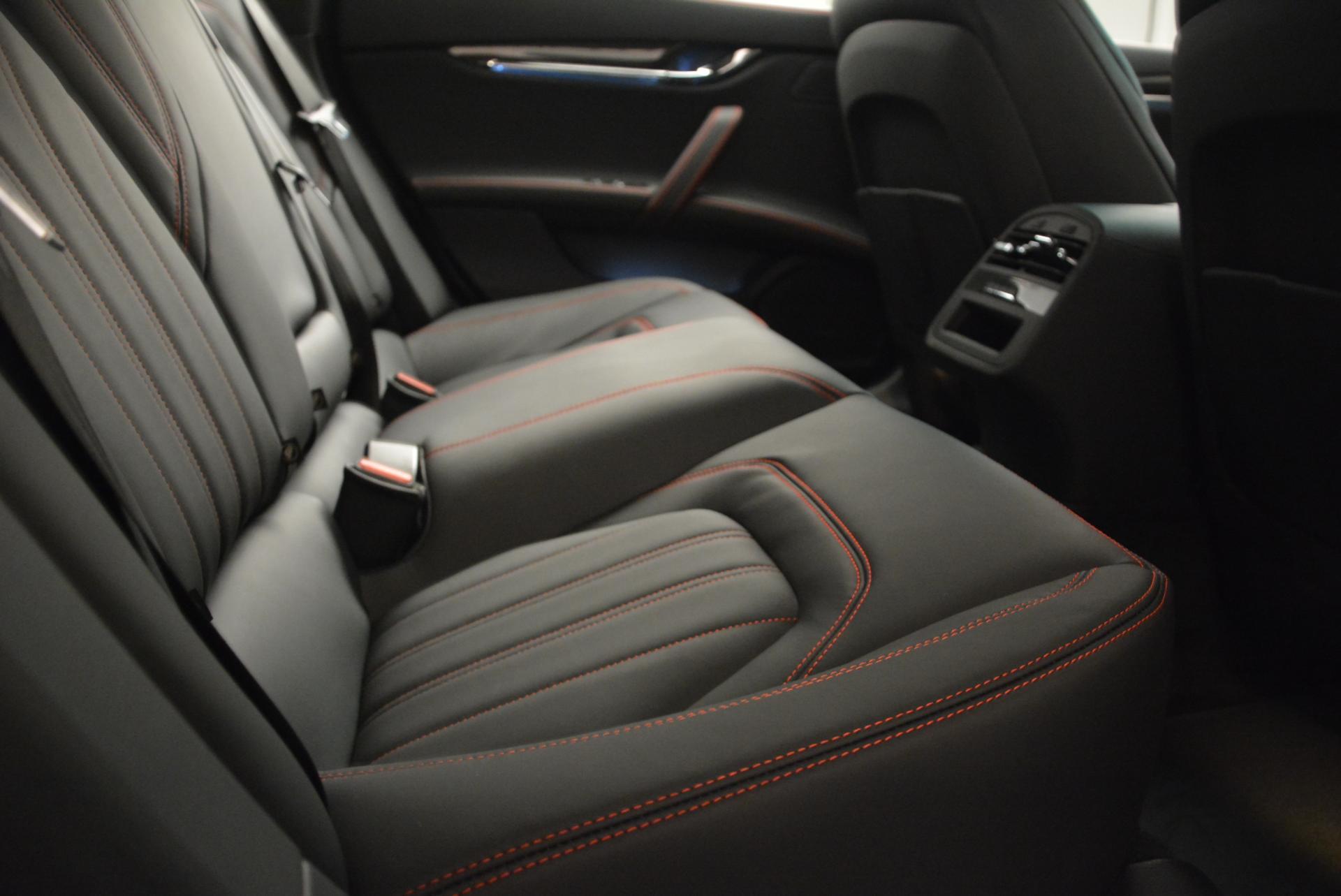 New 2016 Maserati Quattroporte S Q4 For Sale In Greenwich, CT. Alfa Romeo of Greenwich, M1579 189_p28
