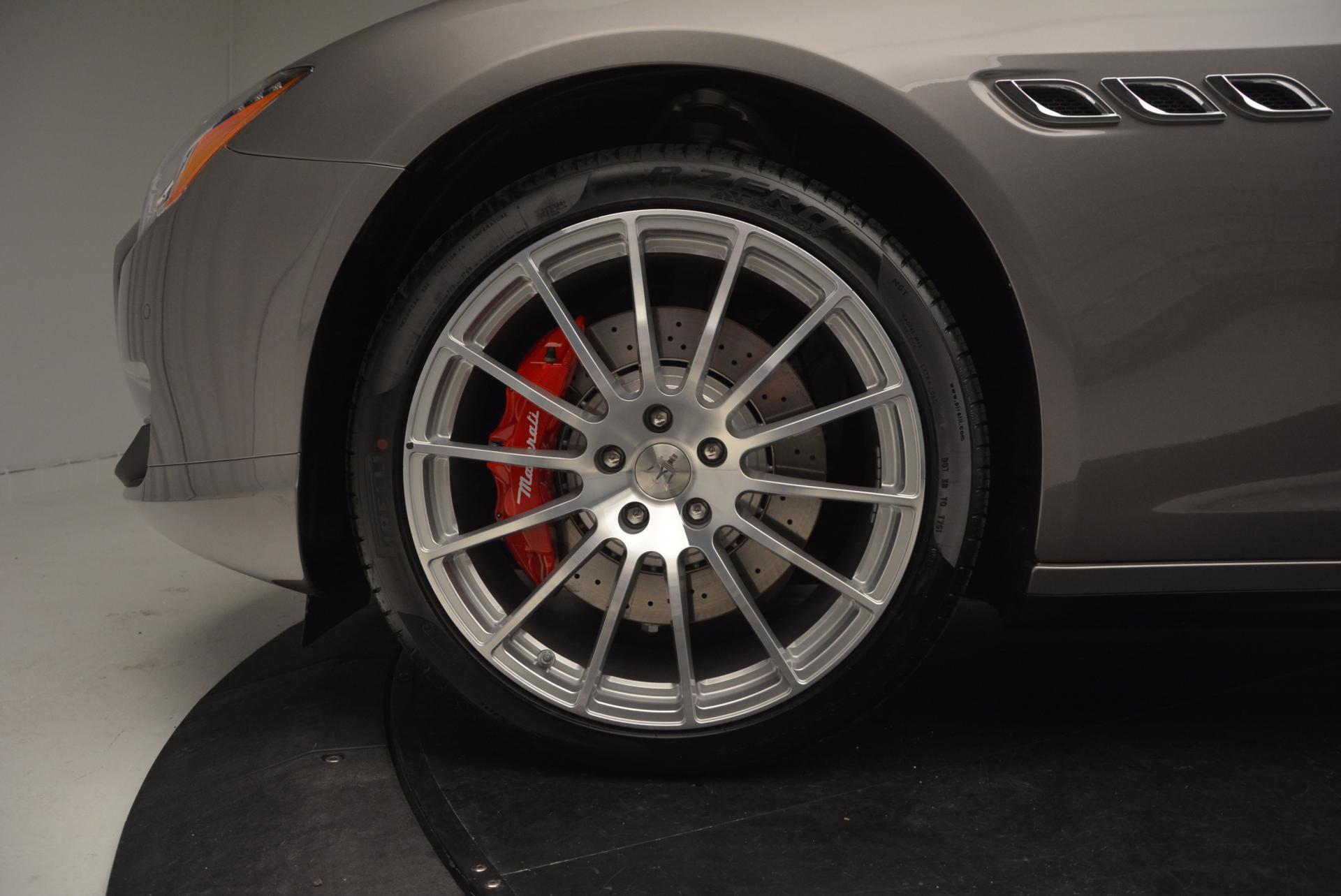 New 2016 Maserati Quattroporte S Q4 For Sale In Greenwich, CT. Alfa Romeo of Greenwich, M1579 189_p29