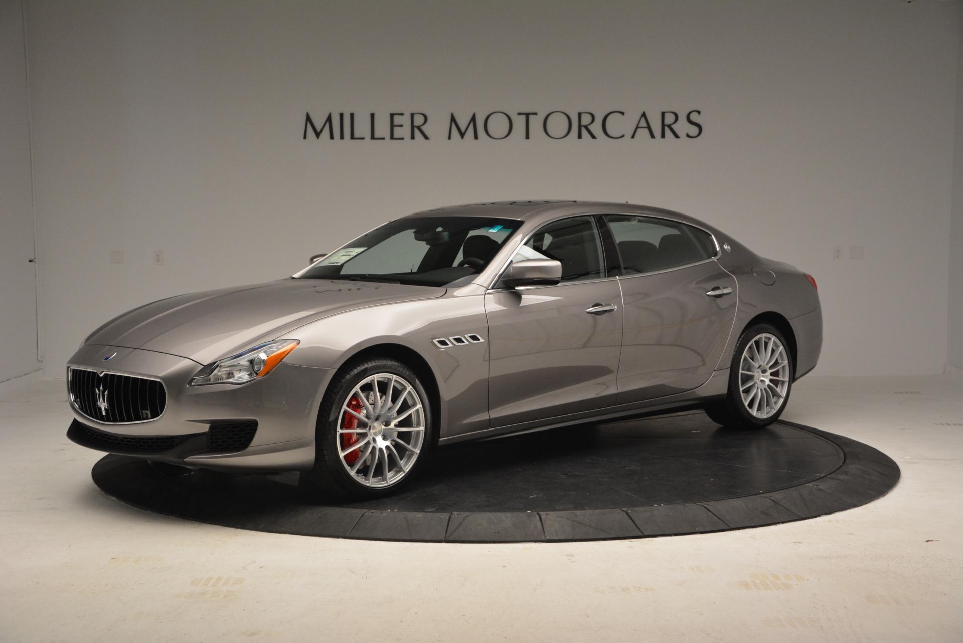 New 2016 Maserati Quattroporte S Q4 For Sale In Greenwich, CT. Alfa Romeo of Greenwich, M1579 189_p4