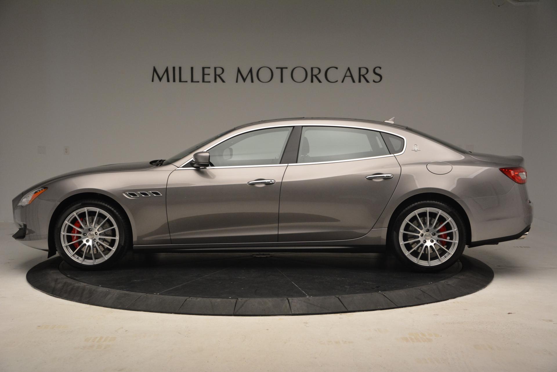 New 2016 Maserati Quattroporte S Q4 For Sale In Greenwich, CT. Alfa Romeo of Greenwich, M1579 189_p5