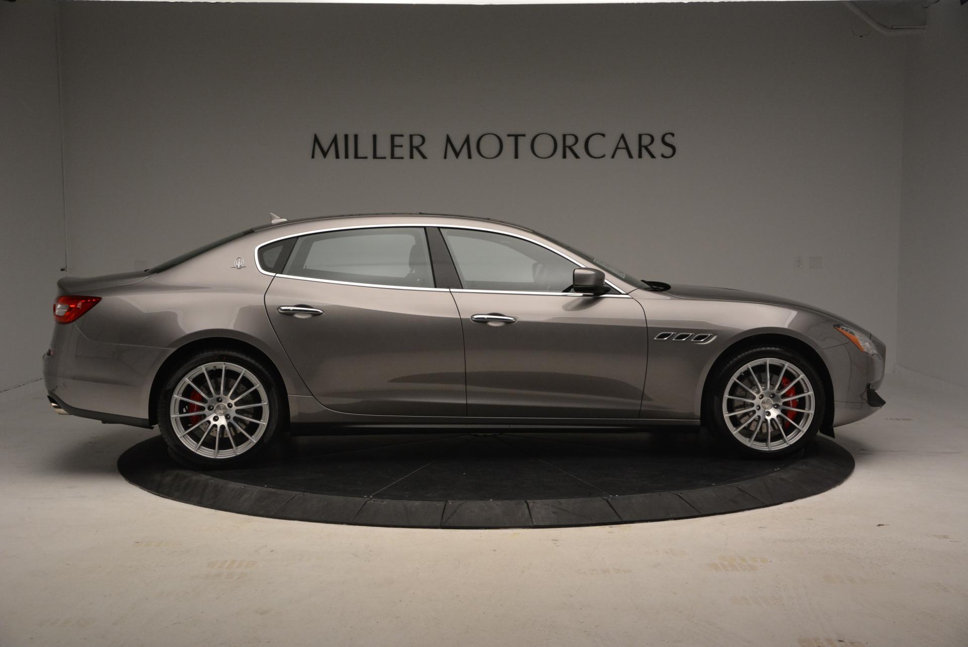 New 2016 Maserati Quattroporte S Q4 For Sale In Greenwich, CT. Alfa Romeo of Greenwich, M1579 189_p9
