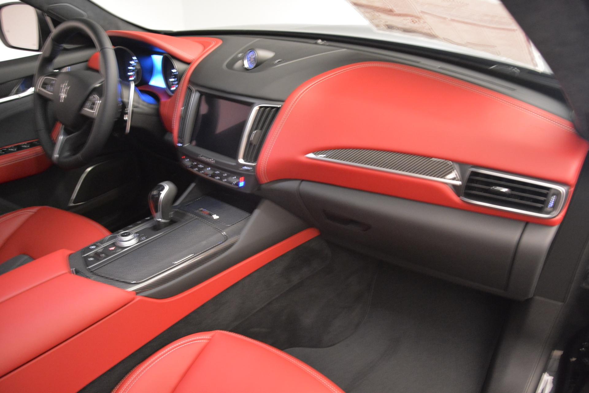New 2018 Maserati Levante Q4 GranLusso For Sale In Greenwich, CT. Alfa Romeo of Greenwich, W547 1890_p20