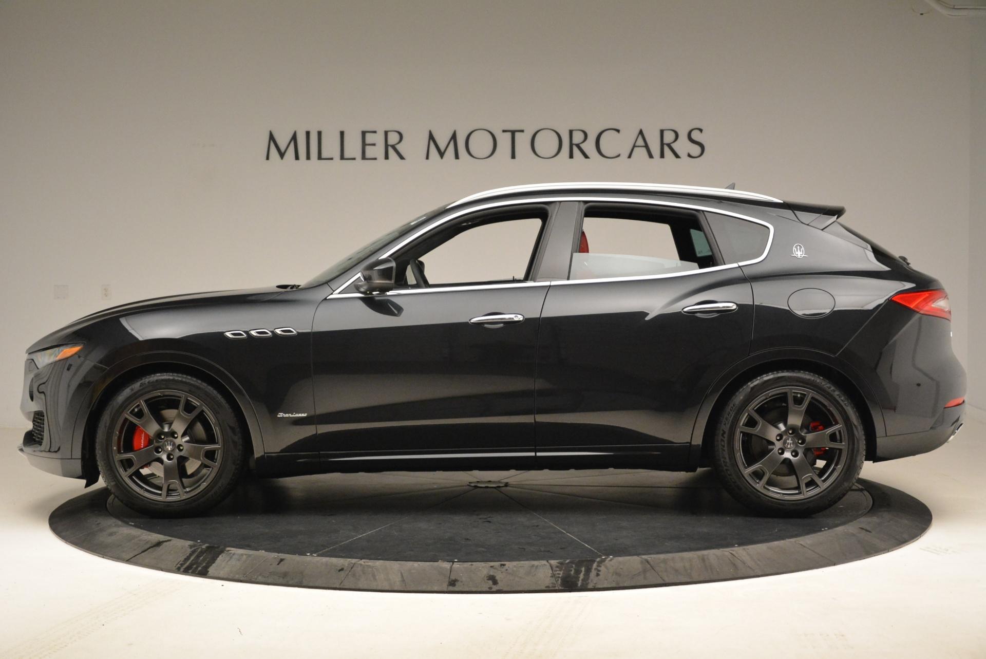 New 2018 Maserati Levante Q4 GranLusso For Sale In Greenwich, CT. Alfa Romeo of Greenwich, W547 1890_p3