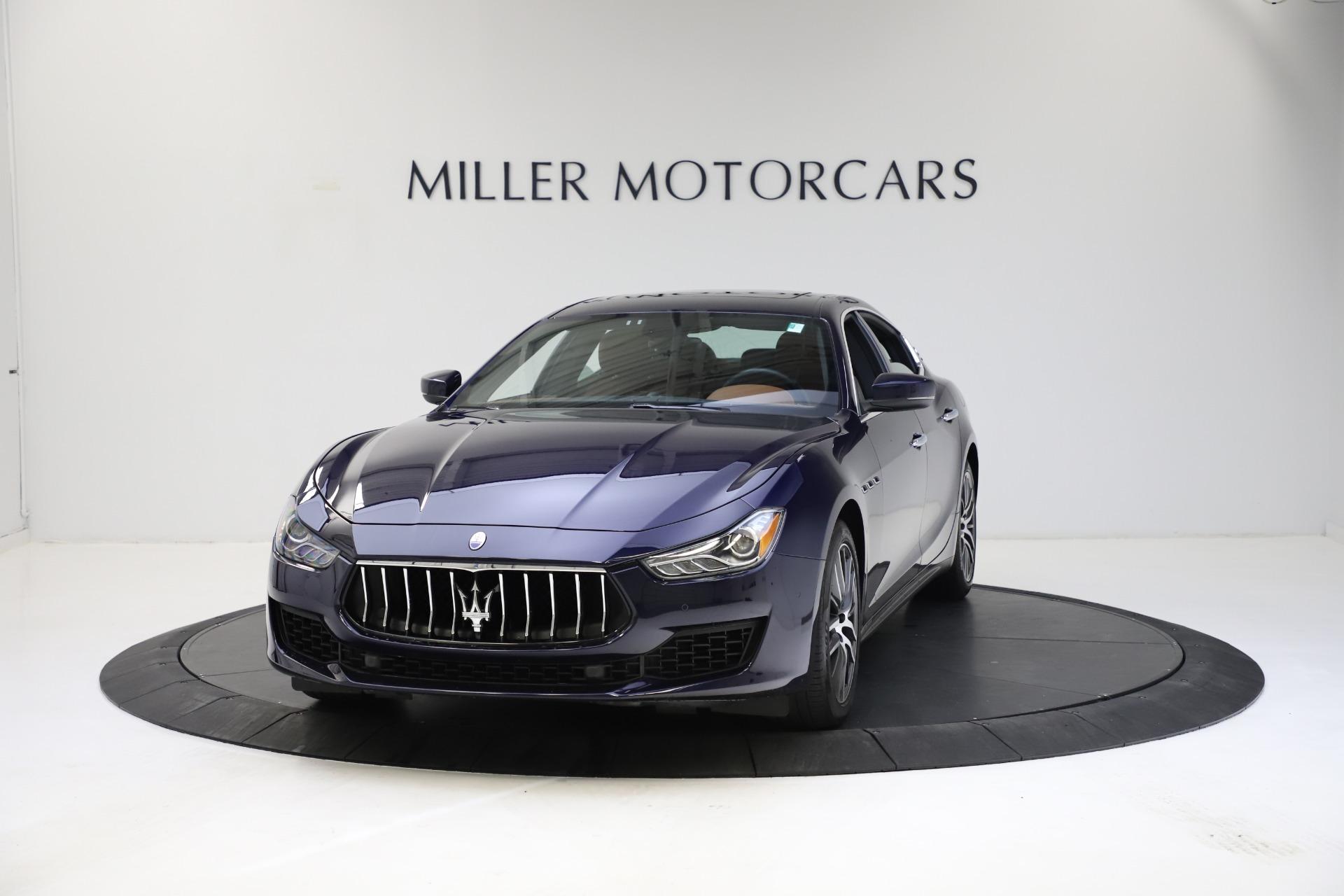 New 2018 Maserati Ghibli S Q4 For Sale In Greenwich, CT. Alfa Romeo of Greenwich, M2002 1891_main