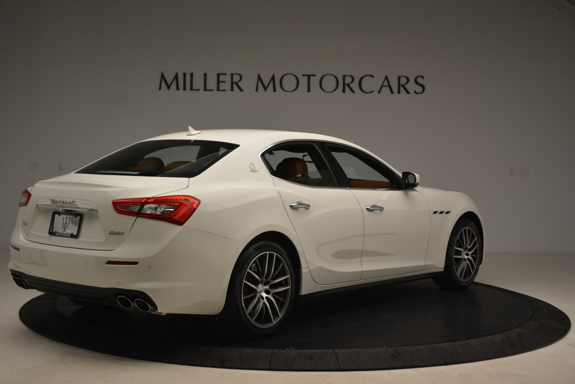 New 2018 Maserati Ghibli S Q4 For Sale In Greenwich, CT. Alfa Romeo of Greenwich, M2003 1892_p8