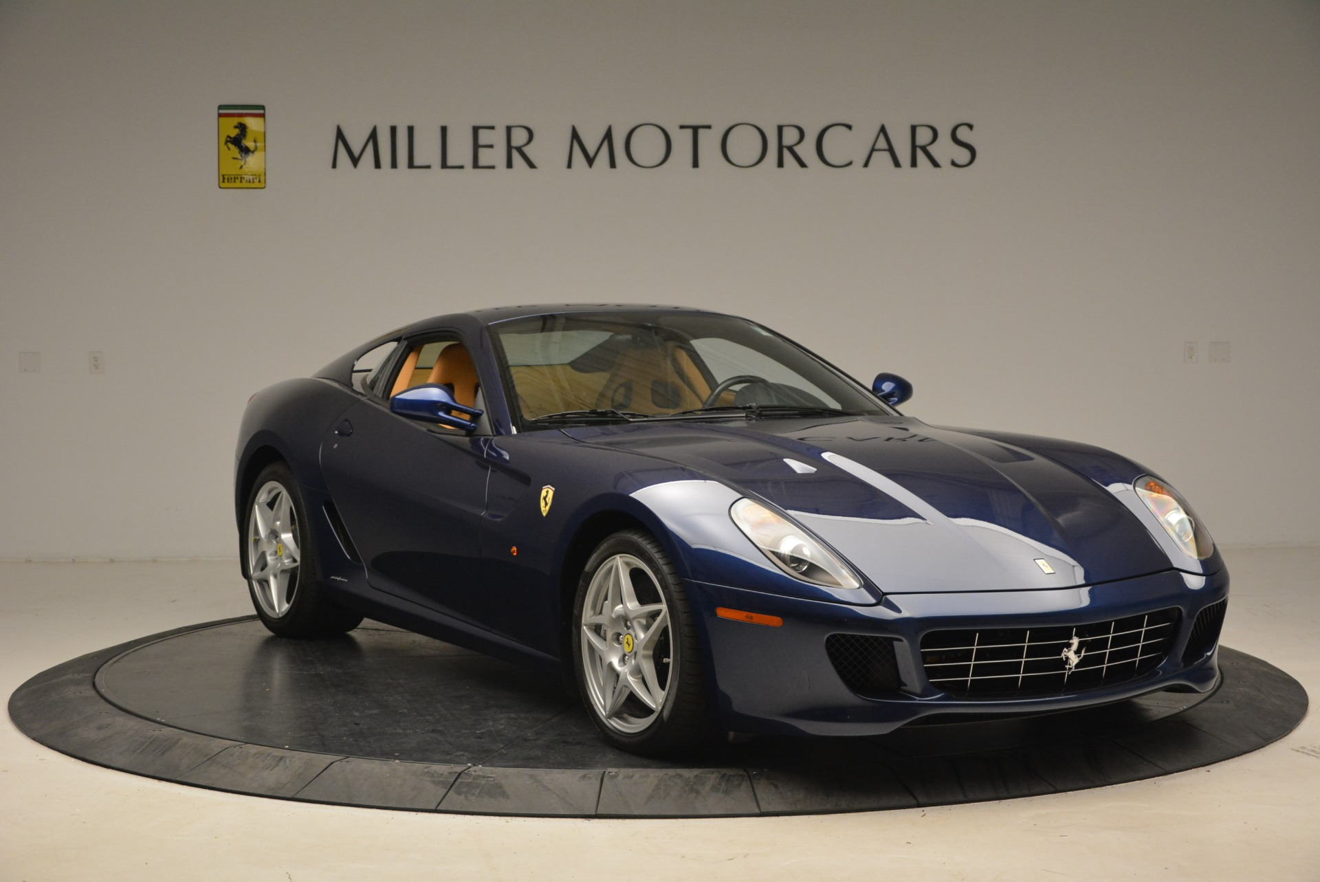 Used 2007 Ferrari 599 GTB Fiorano GTB Fiorano F1 For Sale In Greenwich, CT. Alfa Romeo of Greenwich, 4405A 1893_p11
