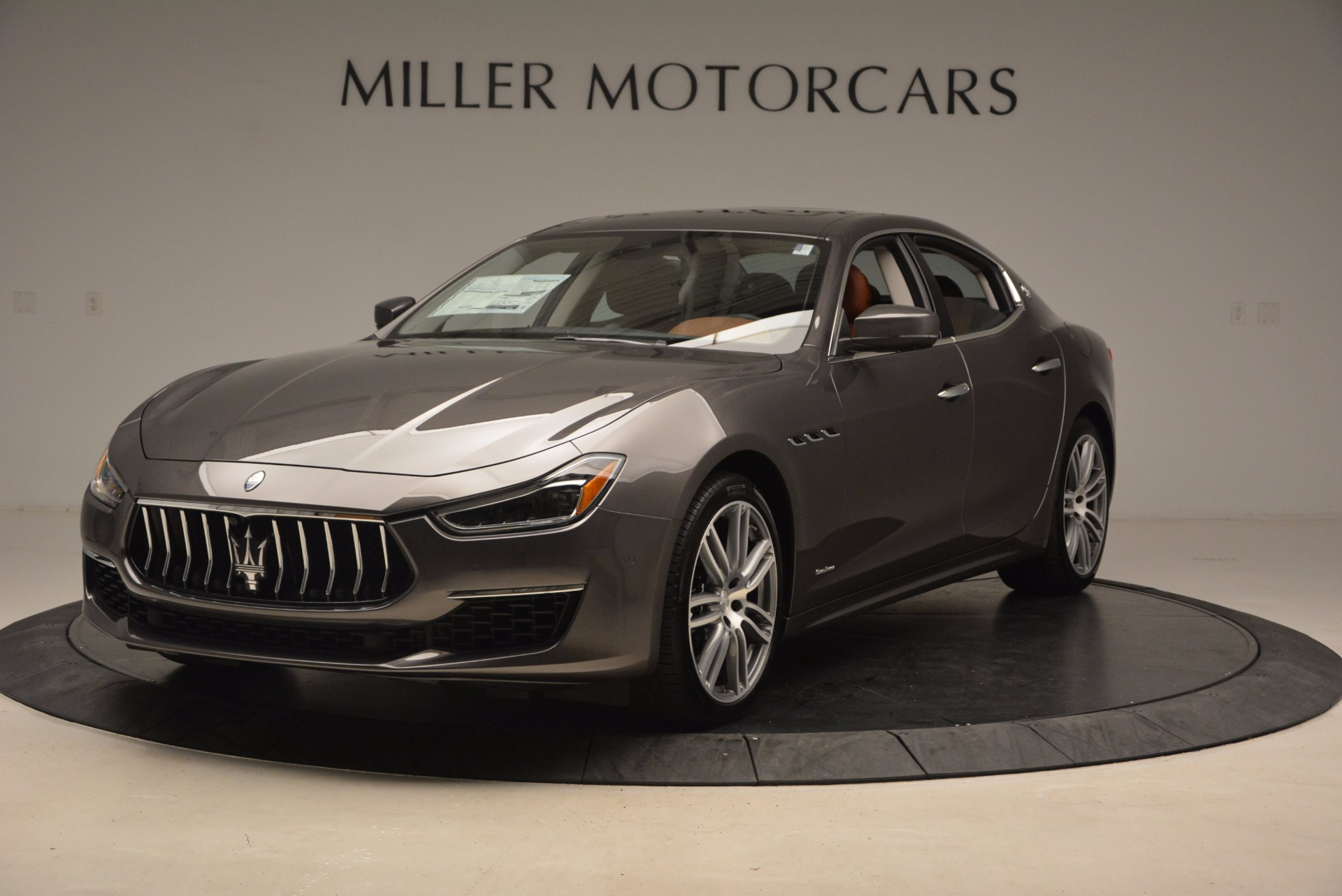 New 2018 Maserati Ghibli S Q4 GranLusso For Sale In Greenwich, CT. Alfa Romeo of Greenwich, M2005