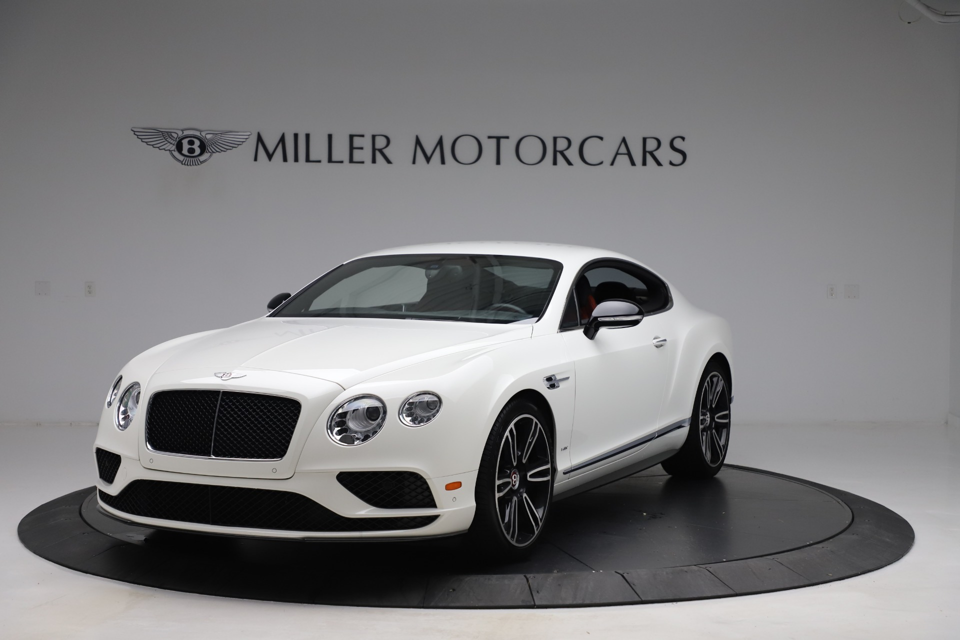 New 2016 Bentley Continental GT V8 S  For Sale In Greenwich, CT. Alfa Romeo of Greenwich, B1148 19_main