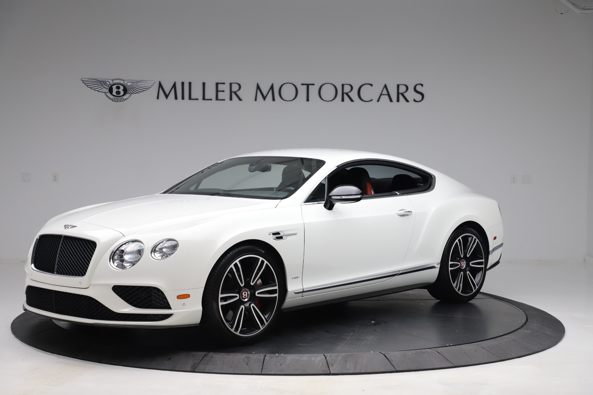New 2016 Bentley Continental GT V8 S  For Sale In Greenwich, CT. Alfa Romeo of Greenwich, B1148 19_p2