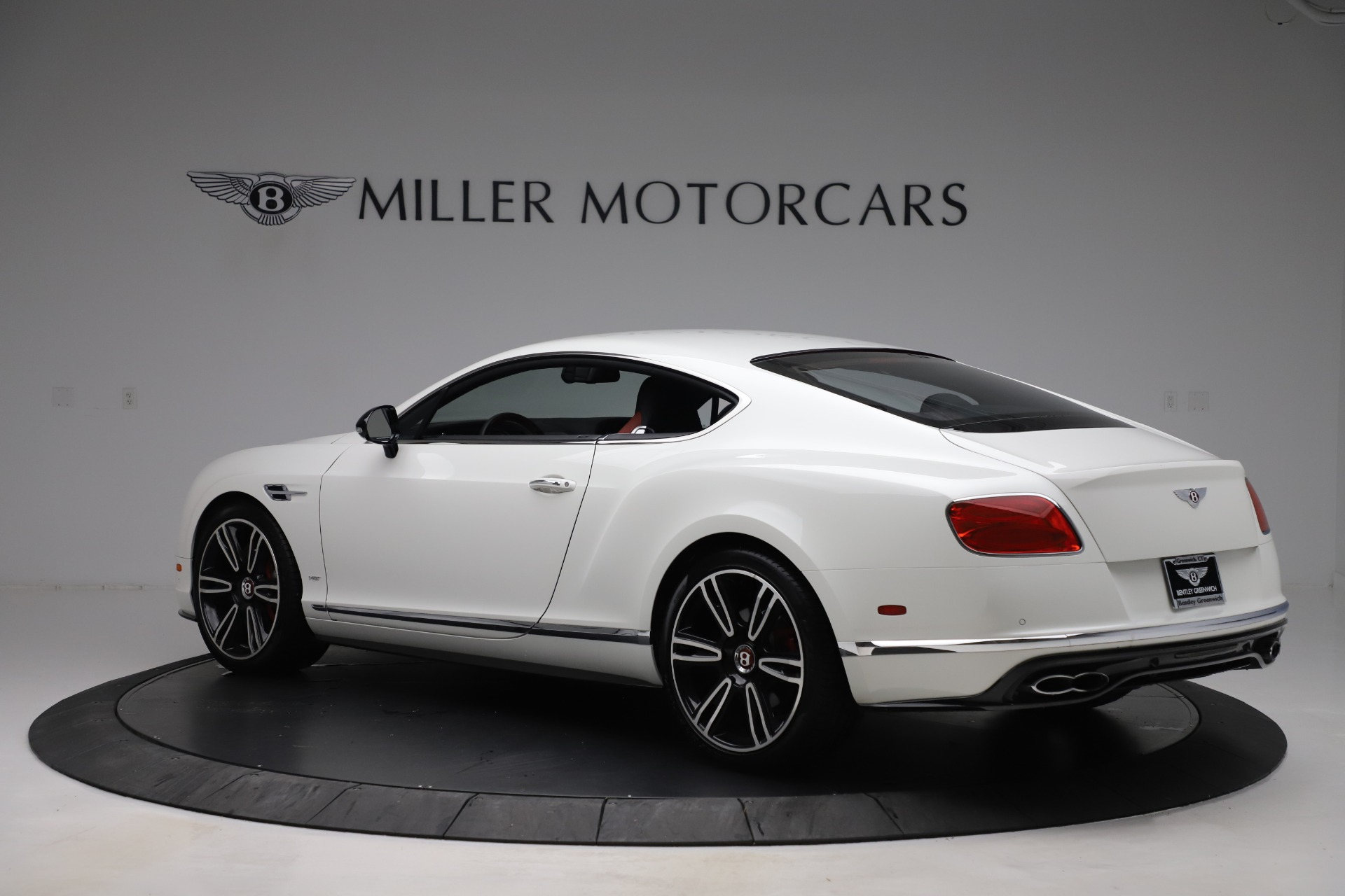 New 2016 Bentley Continental GT V8 S  For Sale In Greenwich, CT. Alfa Romeo of Greenwich, B1148 19_p5