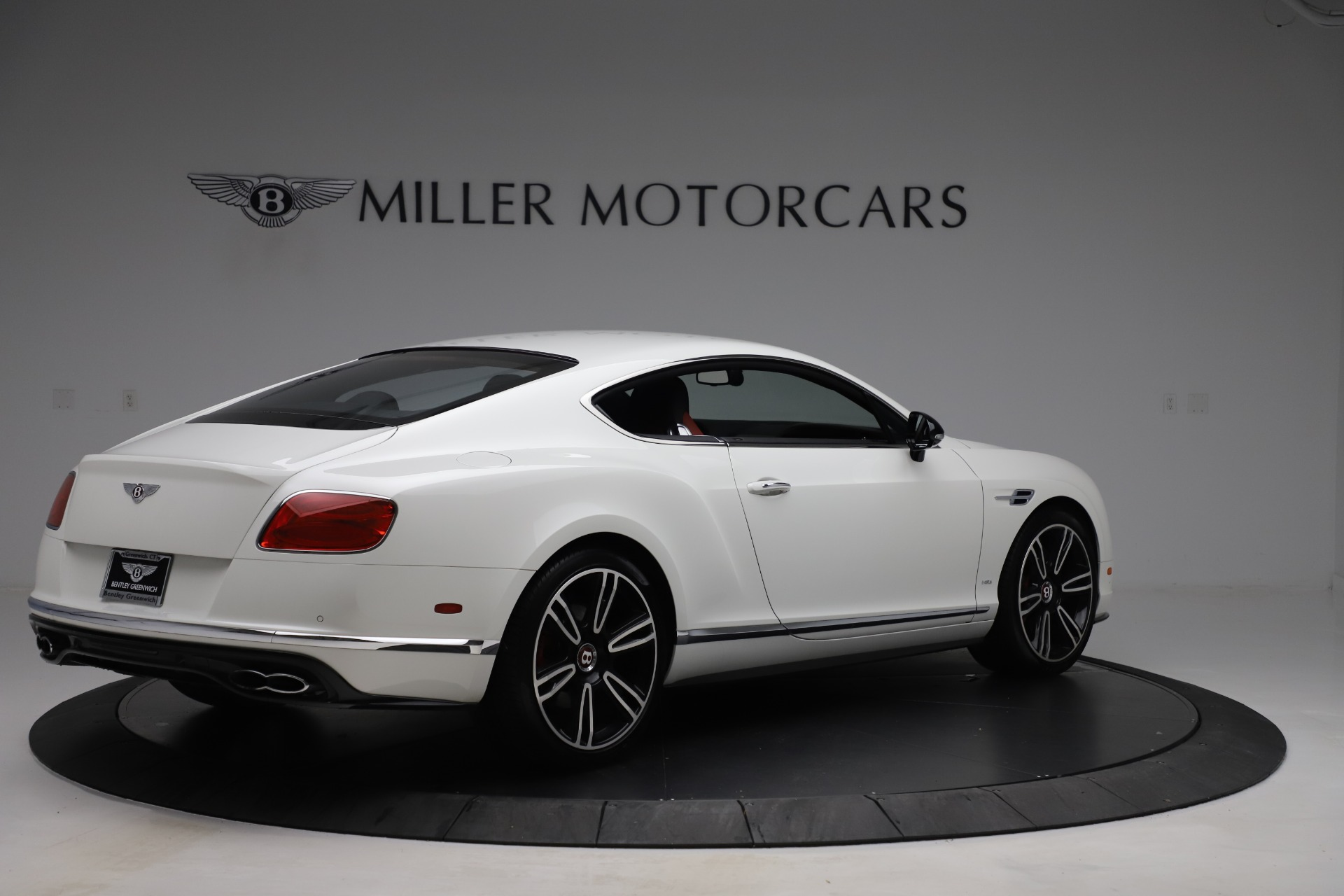 New 2016 Bentley Continental GT V8 S  For Sale In Greenwich, CT. Alfa Romeo of Greenwich, B1148 19_p8