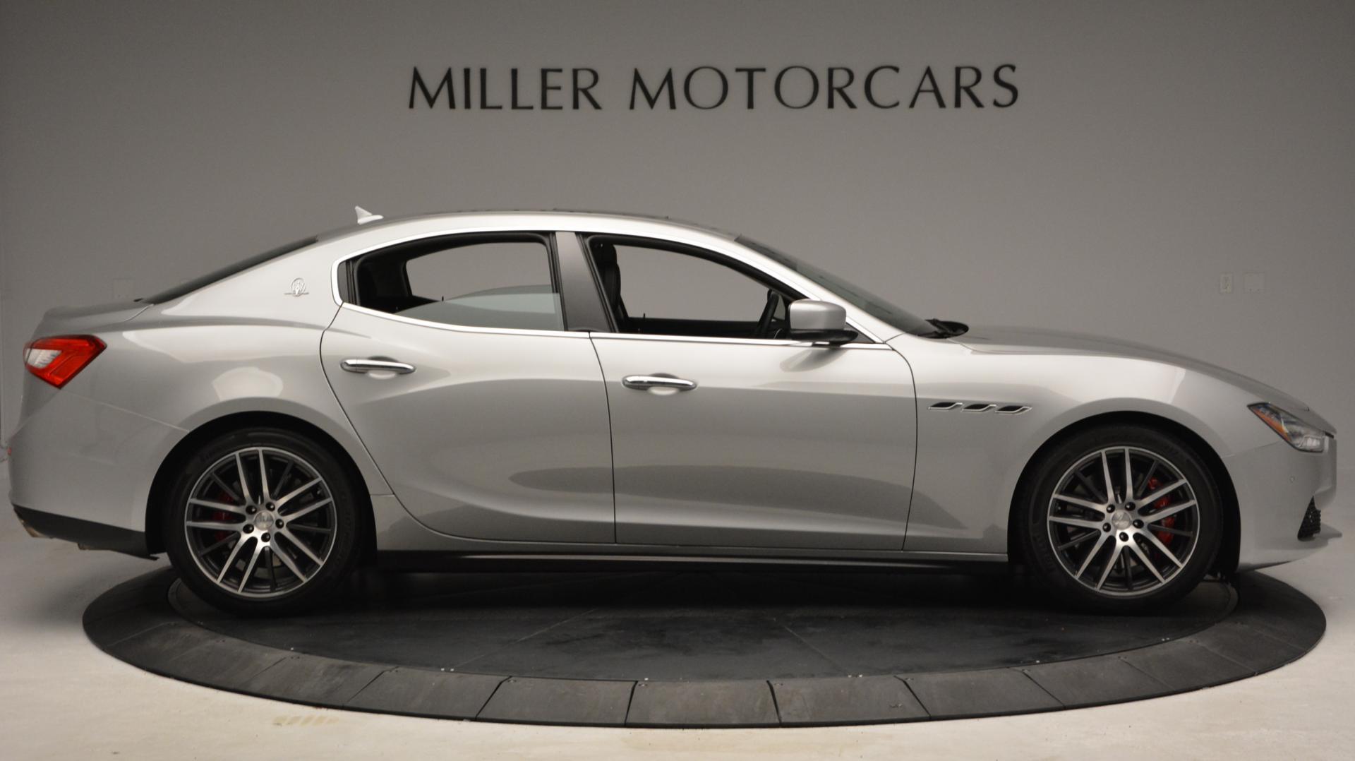New 2016 Maserati Ghibli S Q4 For Sale In Greenwich, CT. Alfa Romeo of Greenwich, M1620 190_p9