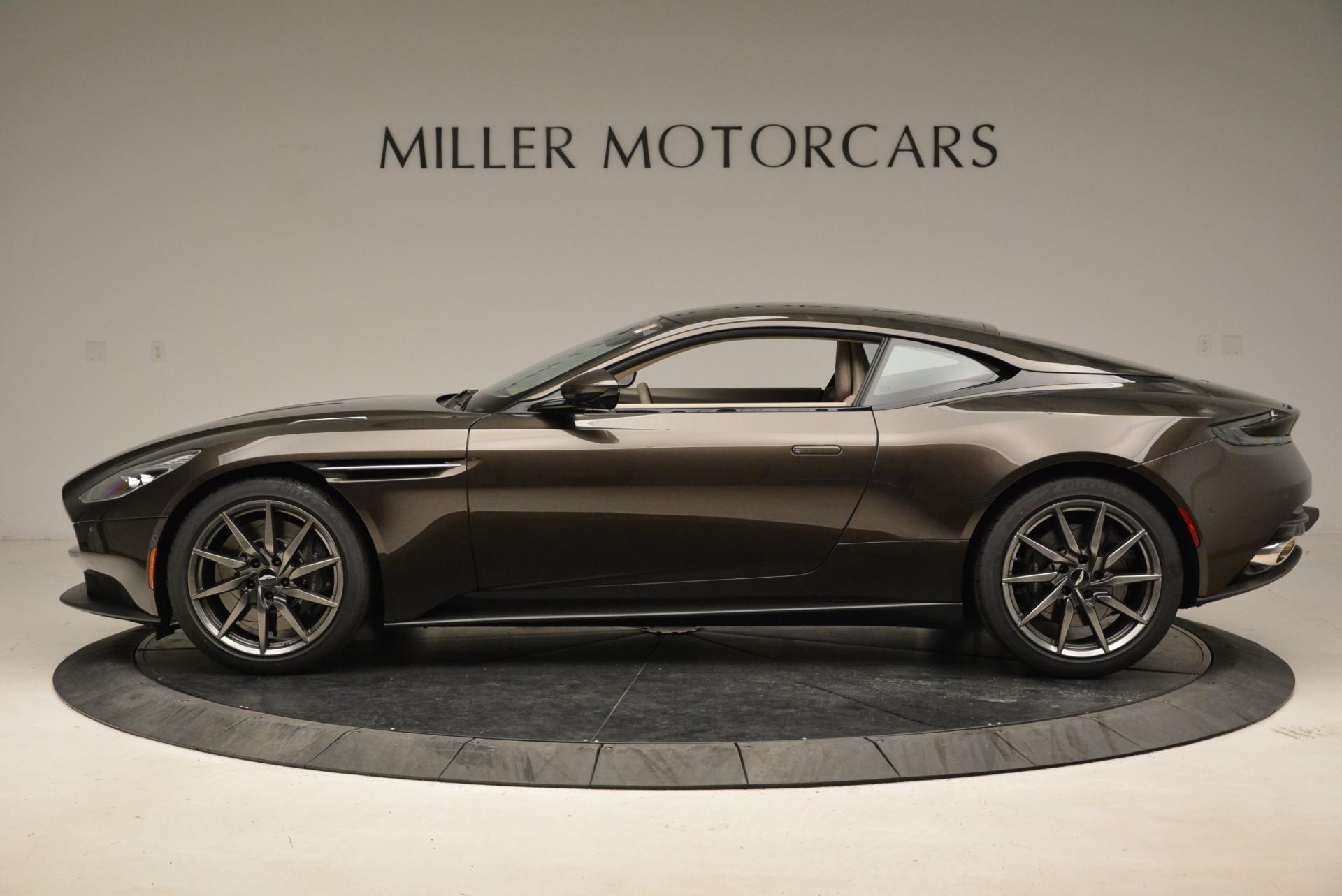 New 2018 Aston Martin DB11 V12 For Sale In Greenwich, CT. Alfa Romeo of Greenwich, A1261 1904_p3