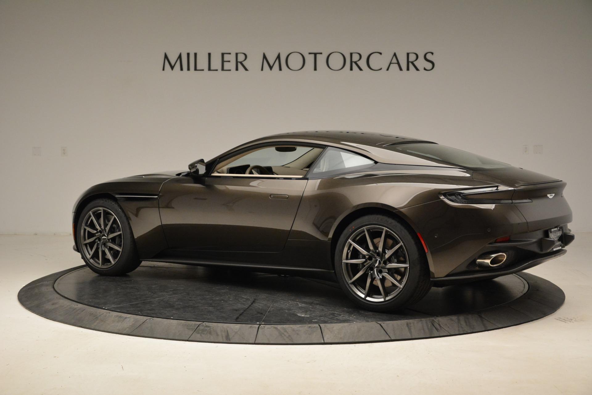 New 2018 Aston Martin DB11 V12 For Sale In Greenwich, CT. Alfa Romeo of Greenwich, A1261 1904_p4