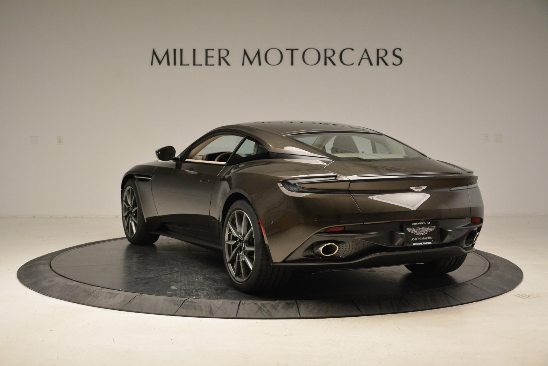 New 2018 Aston Martin DB11 V12 For Sale In Greenwich, CT. Alfa Romeo of Greenwich, A1261 1904_p5