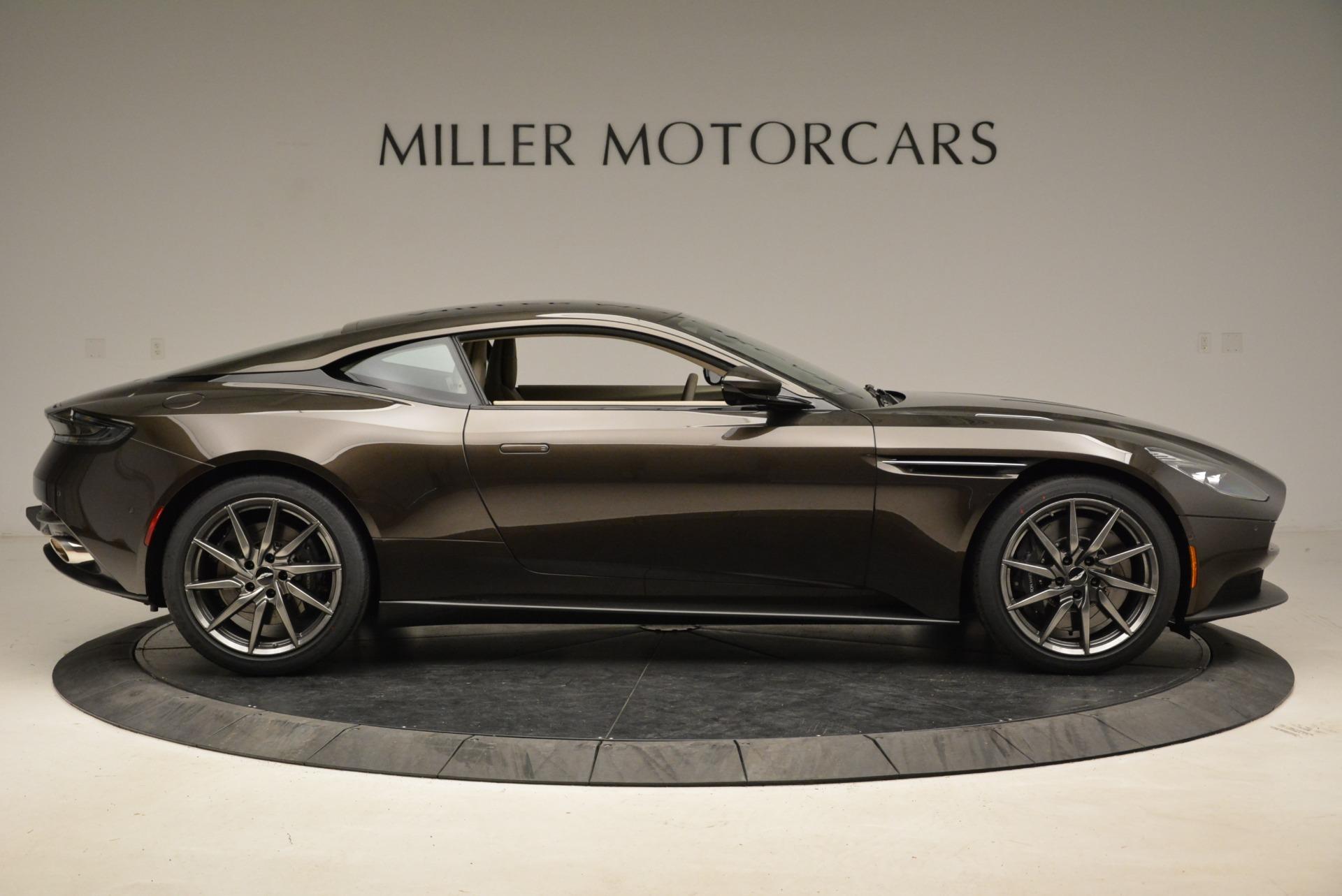 New 2018 Aston Martin DB11 V12 For Sale In Greenwich, CT. Alfa Romeo of Greenwich, A1261 1904_p9