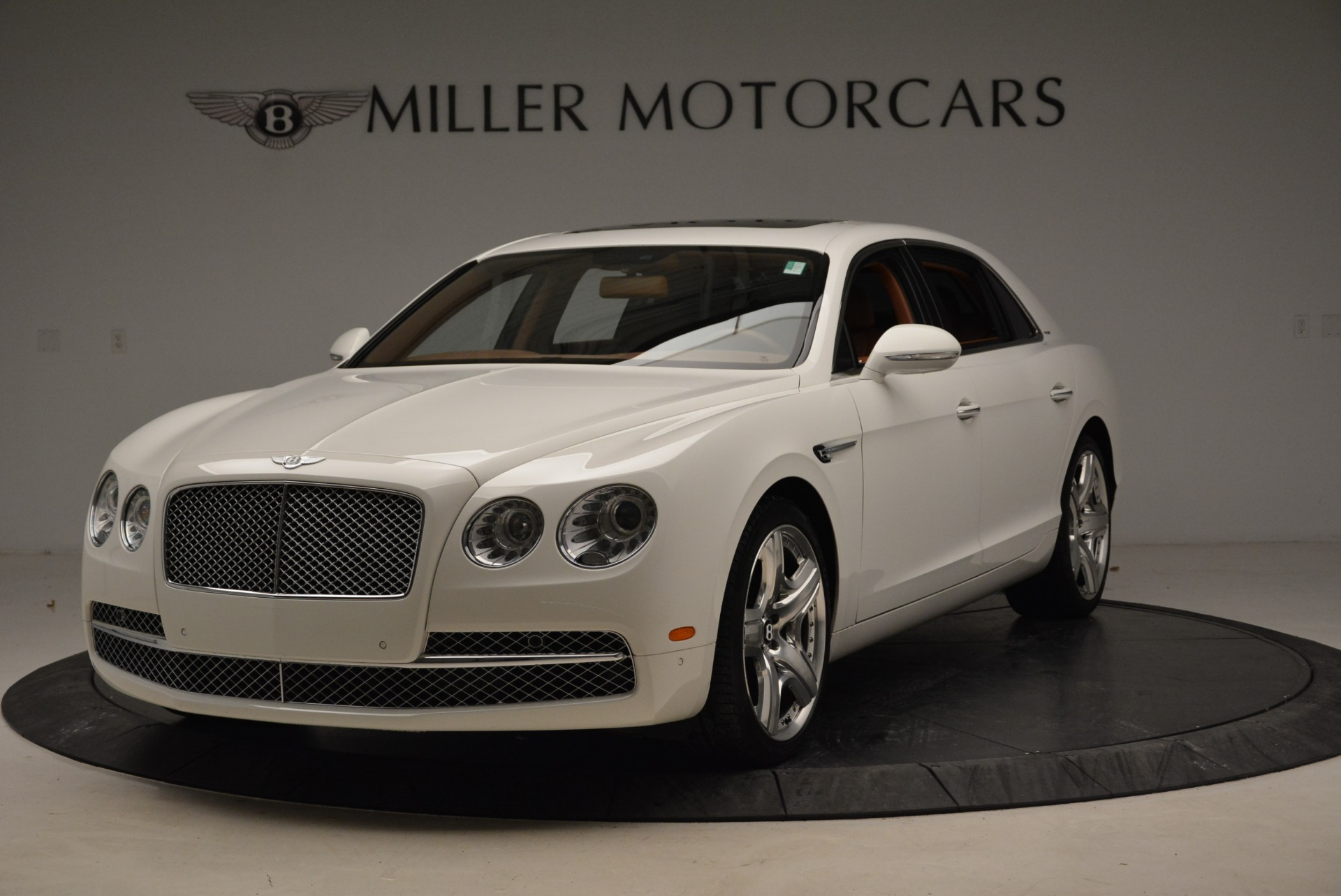 Used 2014 Bentley Flying Spur W12 For Sale In Greenwich, CT. Alfa Romeo of Greenwich, B1244A 1906_main